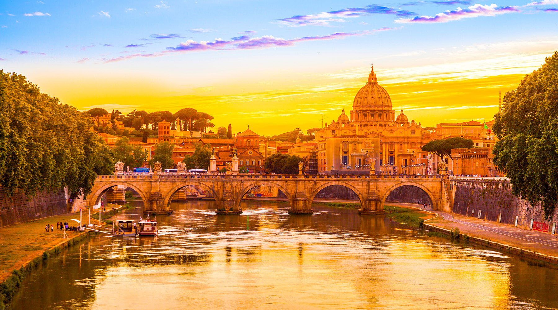 10-Night Med Islands Voyage & 3-Night Pre Rome Stay
