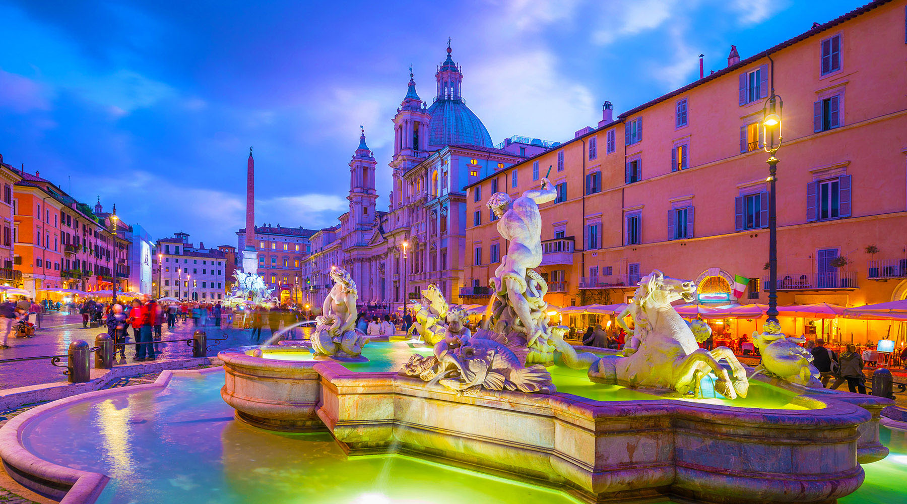 8-Night Med Cities Voyage & 3-Night Pre Rome Stay