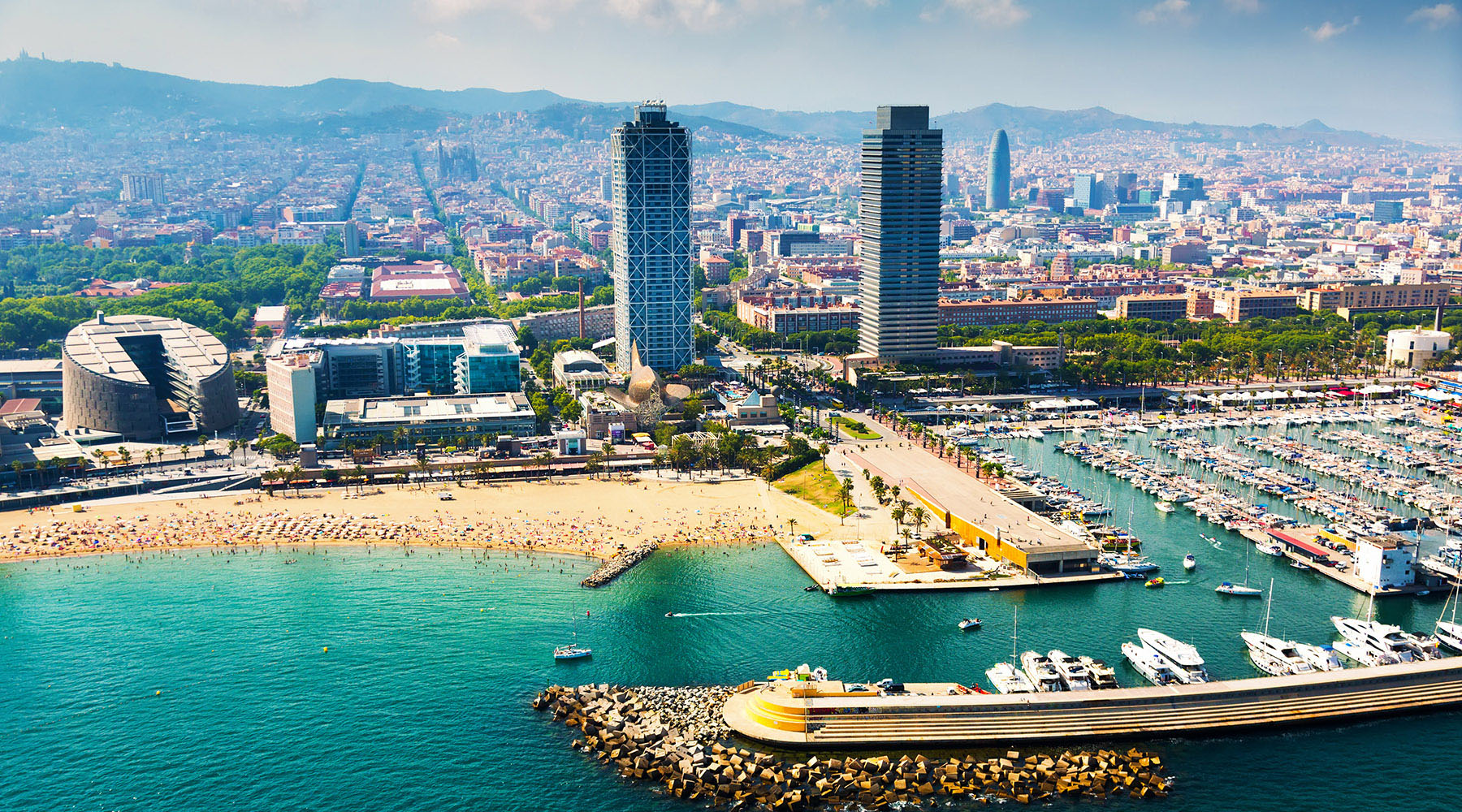 12-Night Med Mosaic Voyage & 3-Night Pre Barcelona Stay