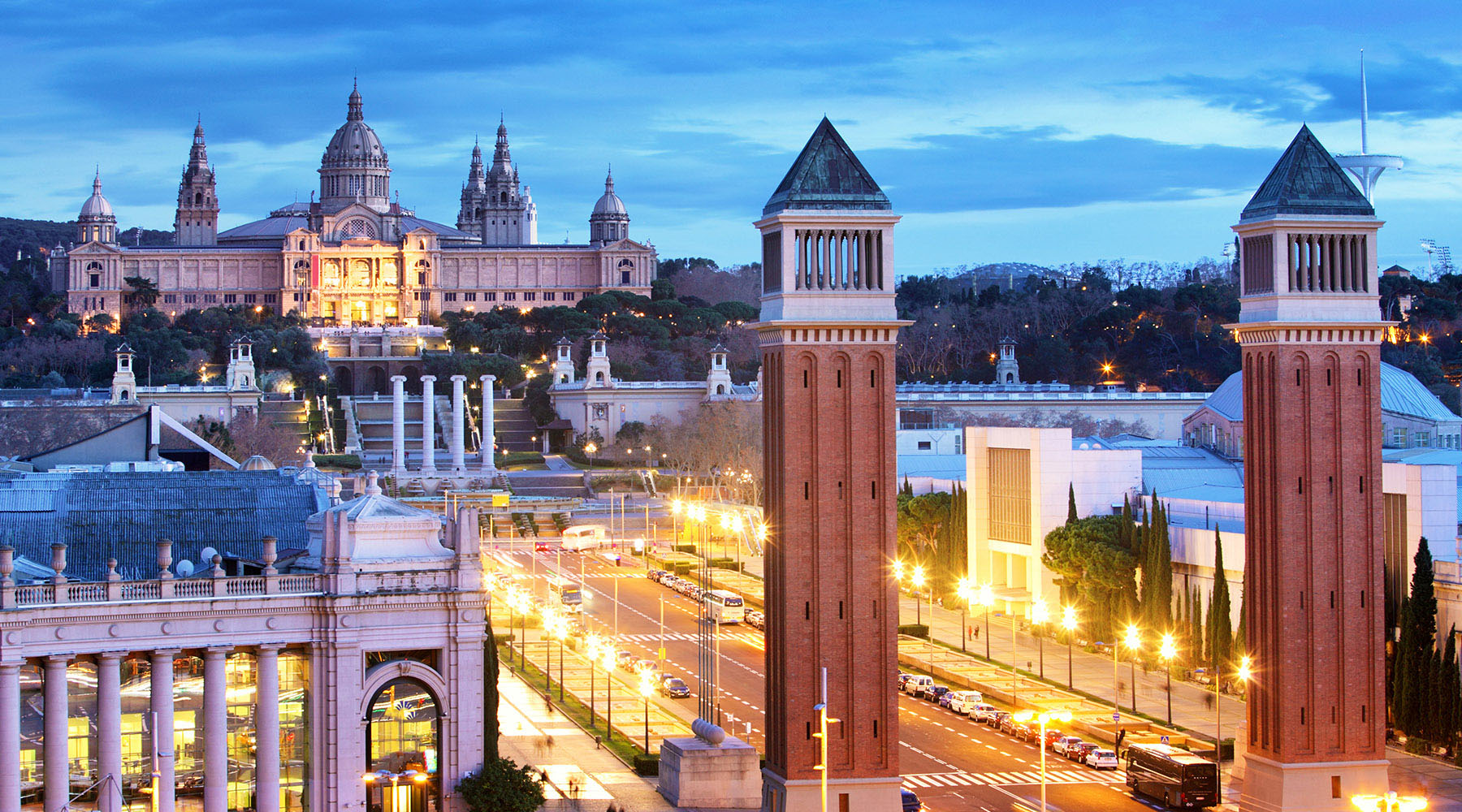 7-Night France Intensive & 3-Night Pre Barcelona Stay