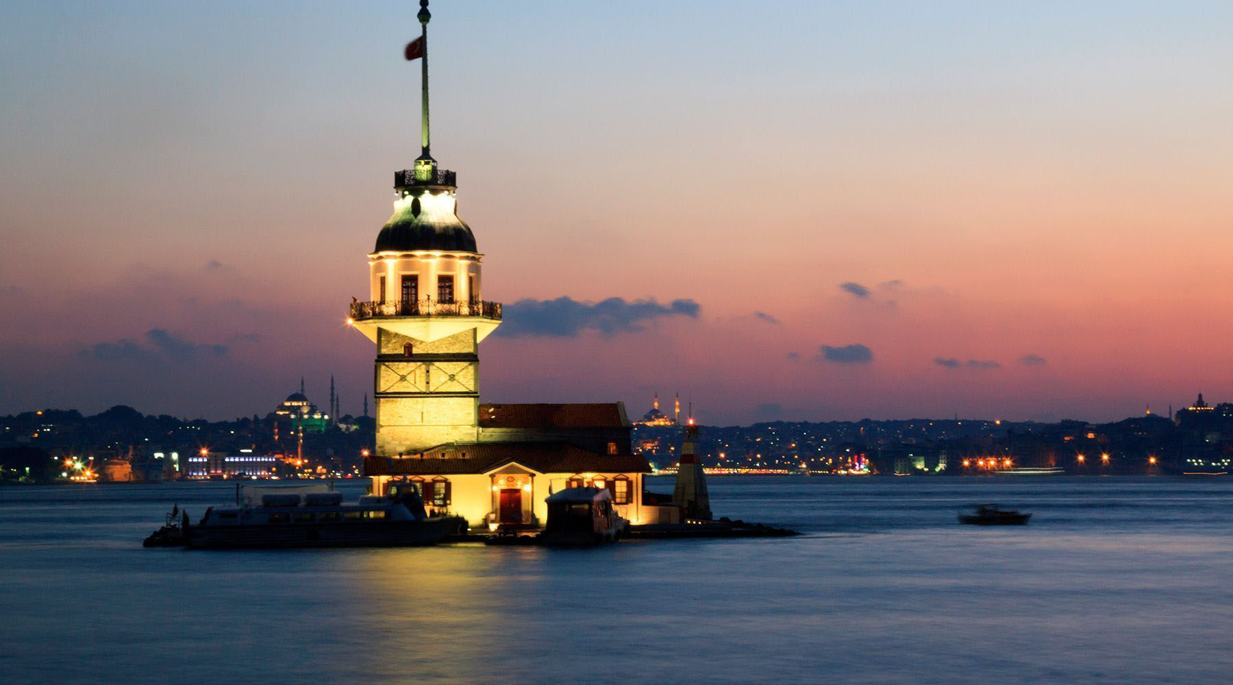 Bosphorus Strait (Cruising)