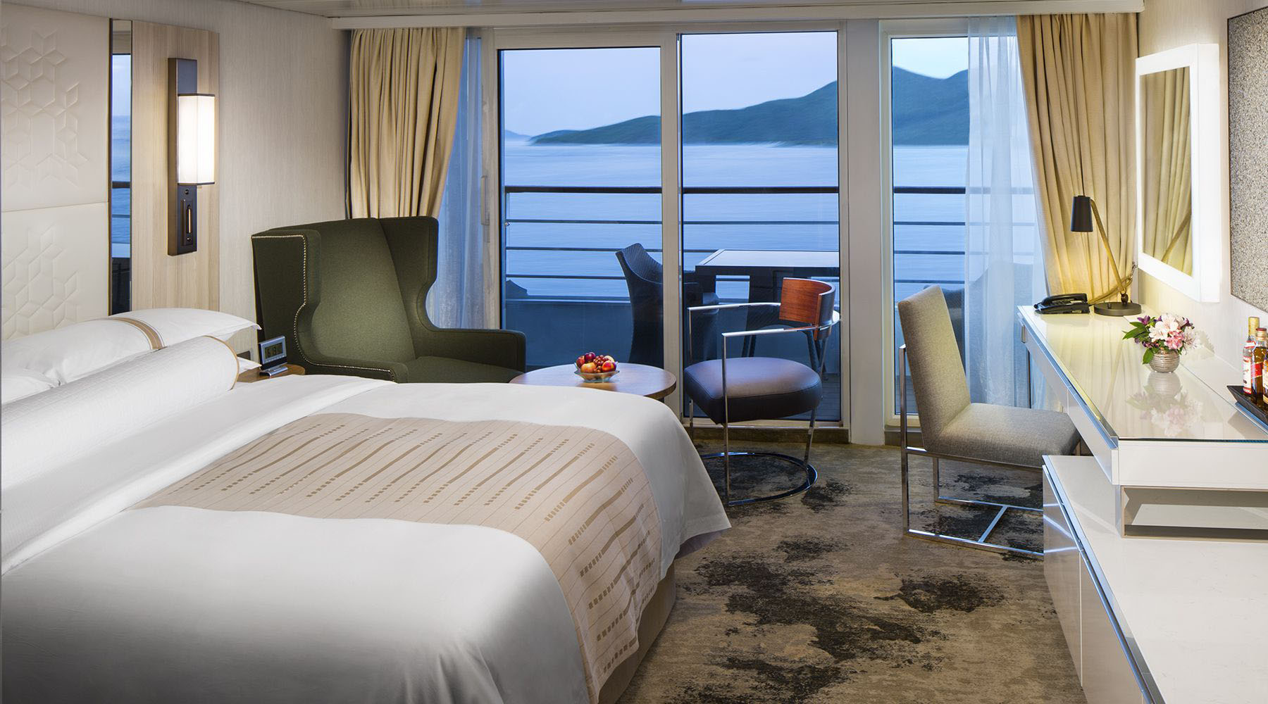 Accessible Staterooms