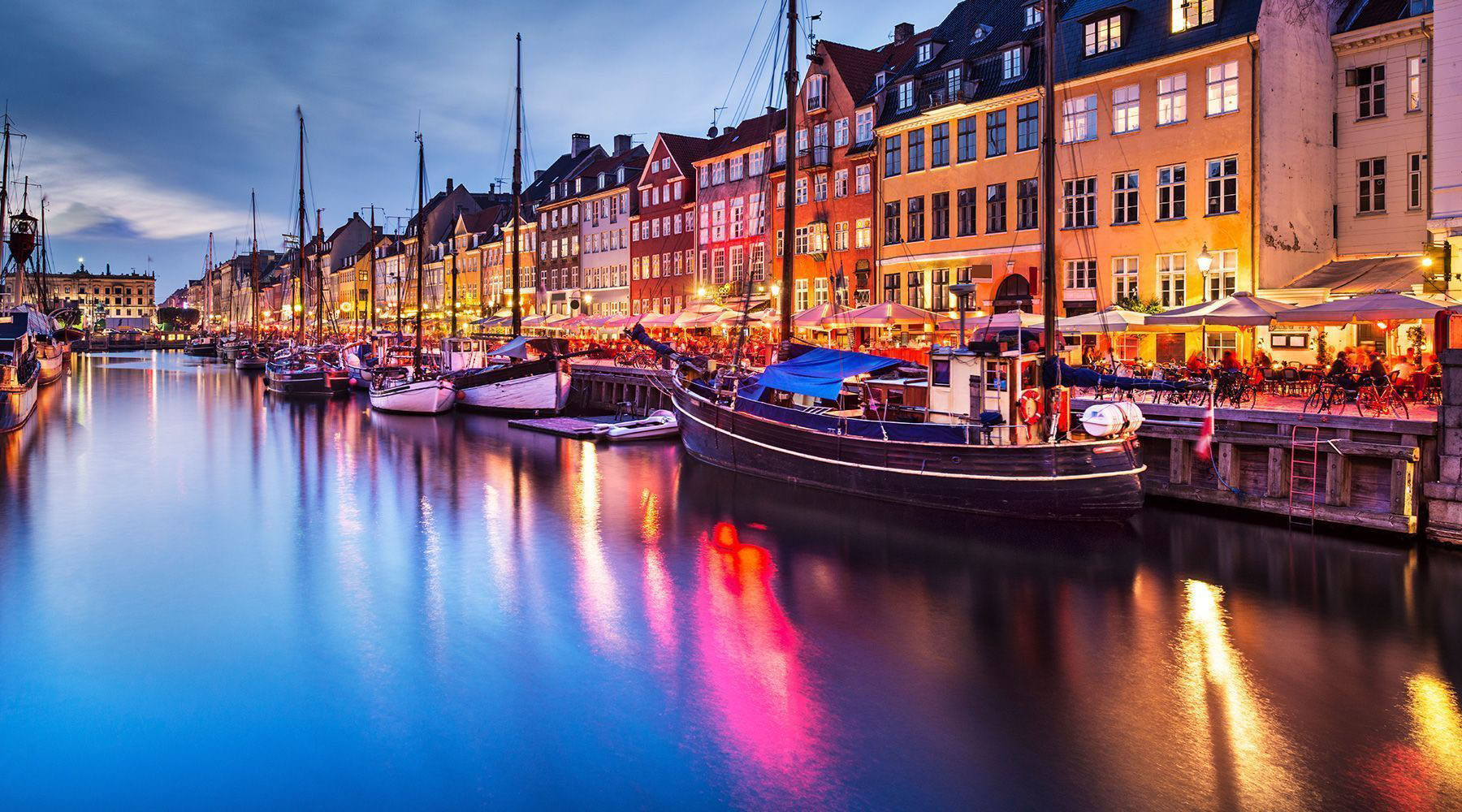 Copenhagen Alternative City Break