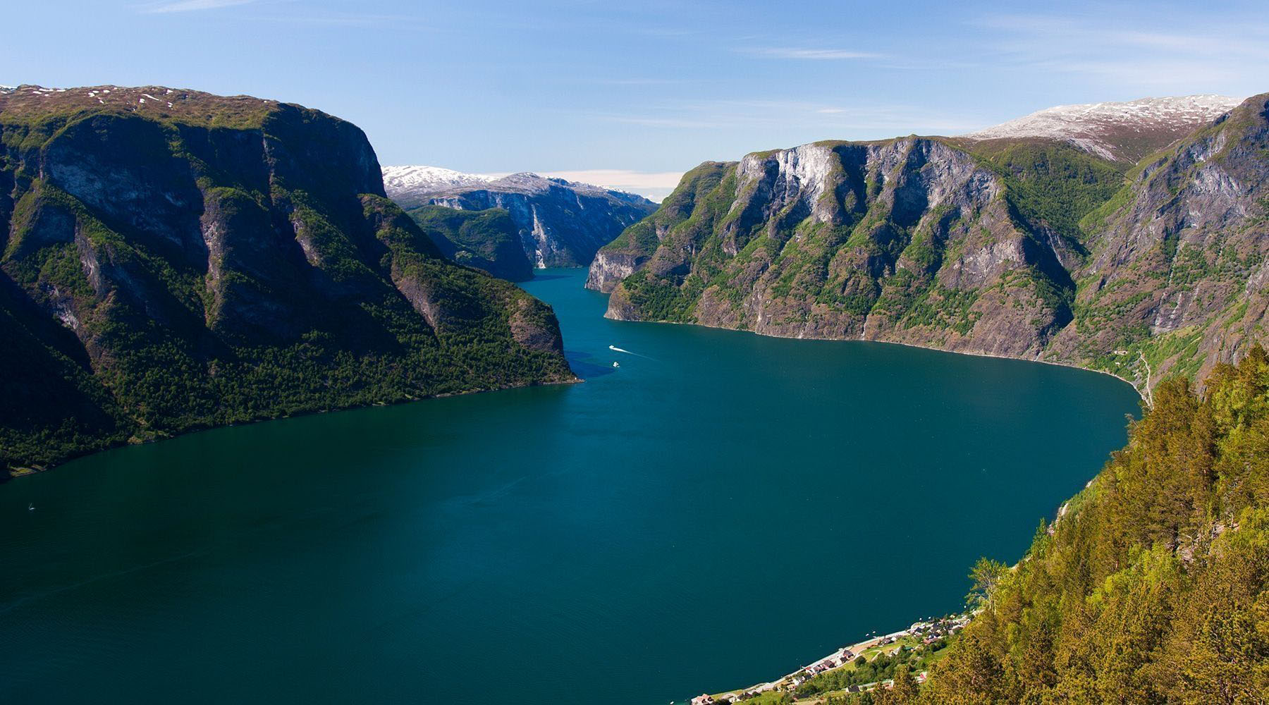 Flam, Norway Luxury Cruises