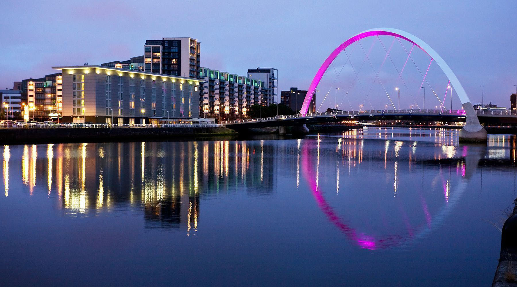 Luxury Cruises to Glasgow, Scotland