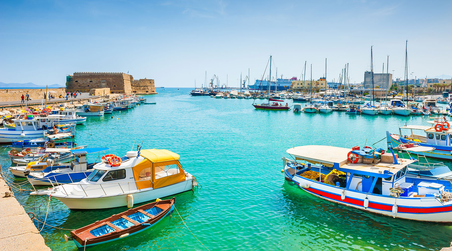 Heraklion (Iraklion), Greece Cruises