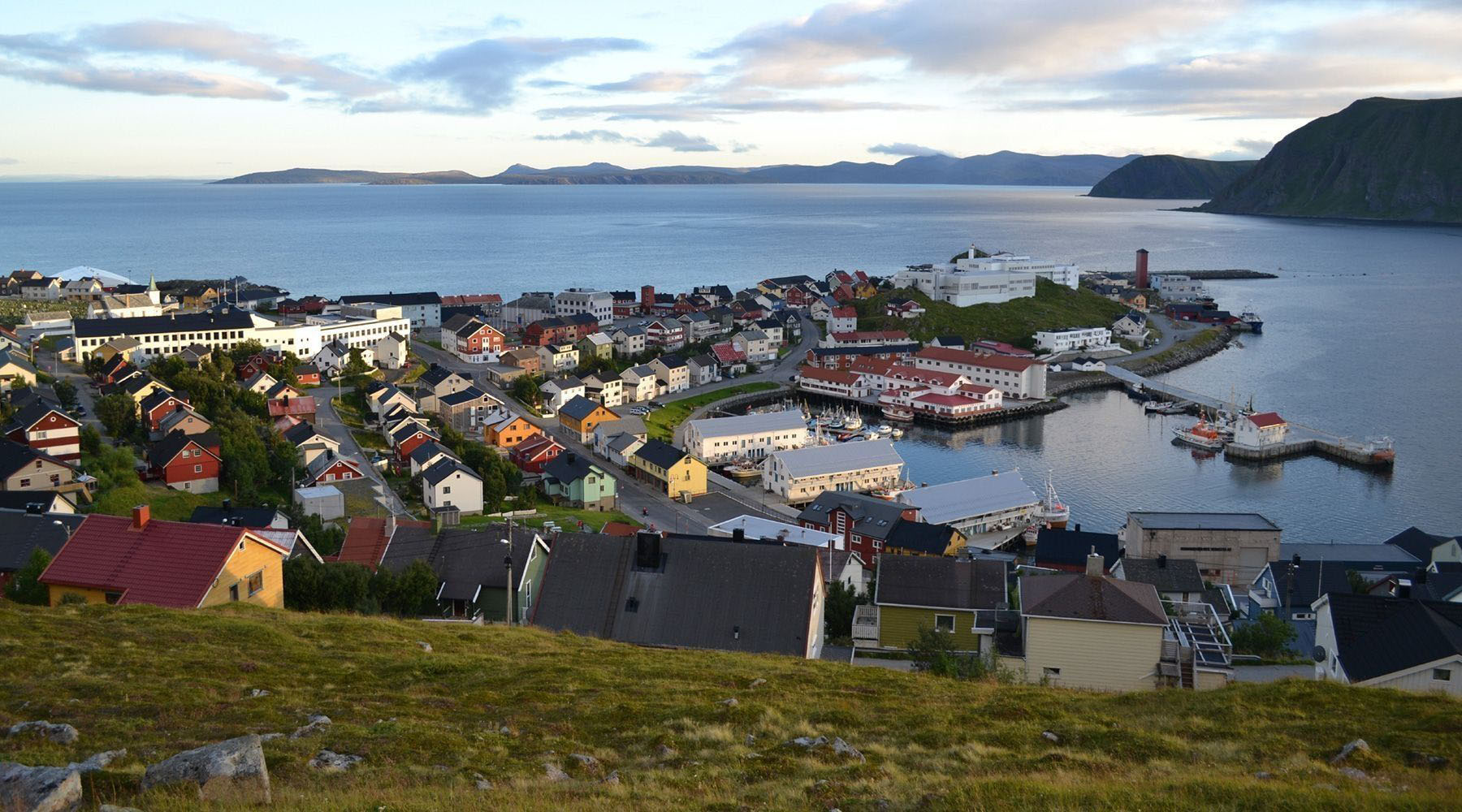 Luxury Cruises to Honningsvag, Norway