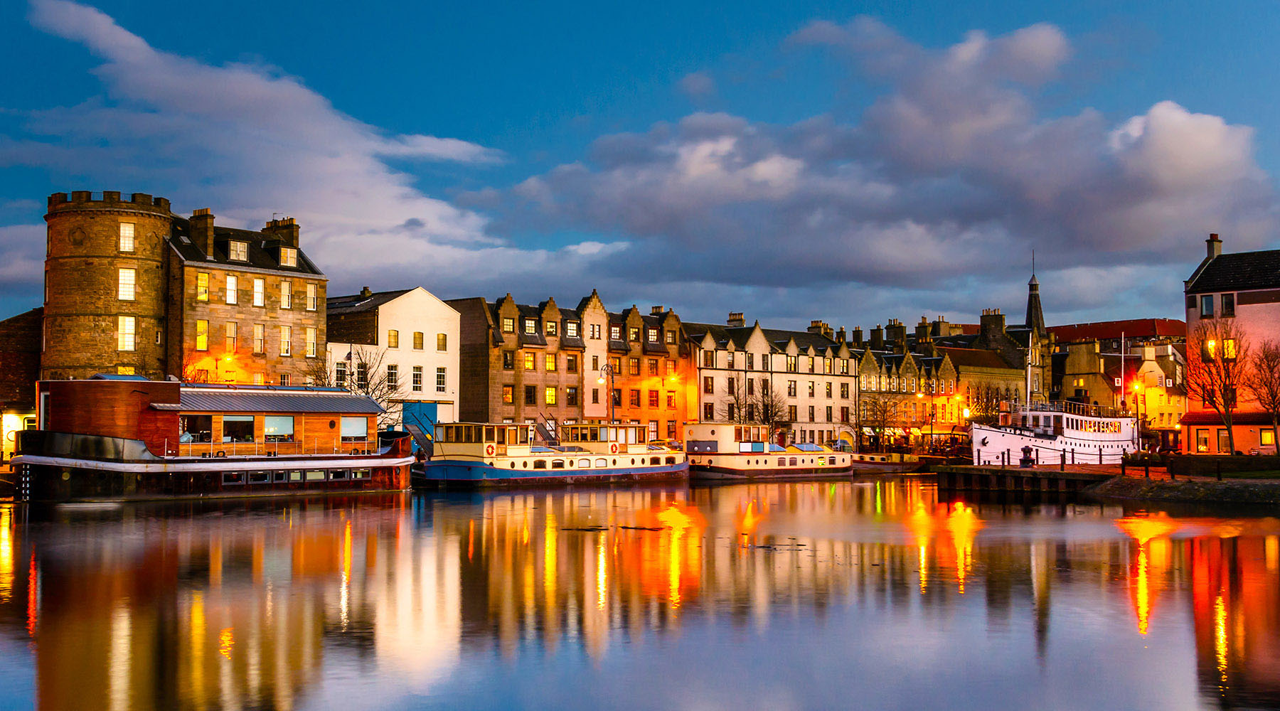 12-Night British Isles & Golf Voyage