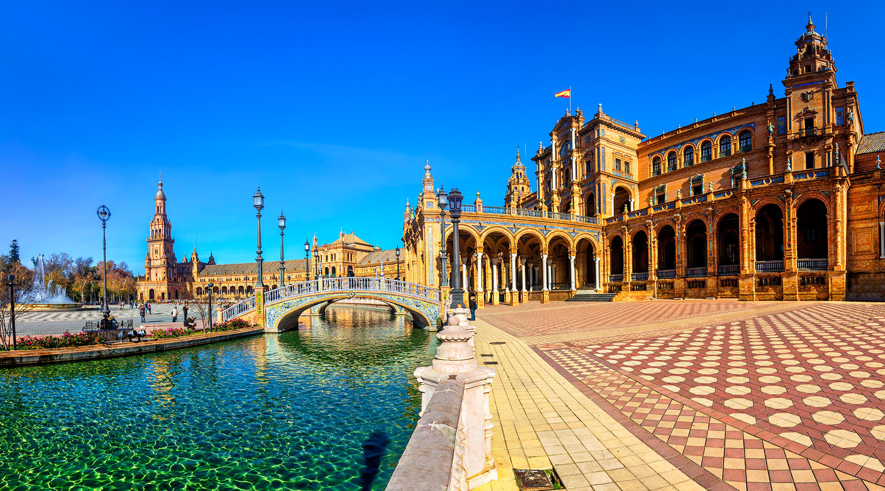 8-Night Spain Intensive Voyage