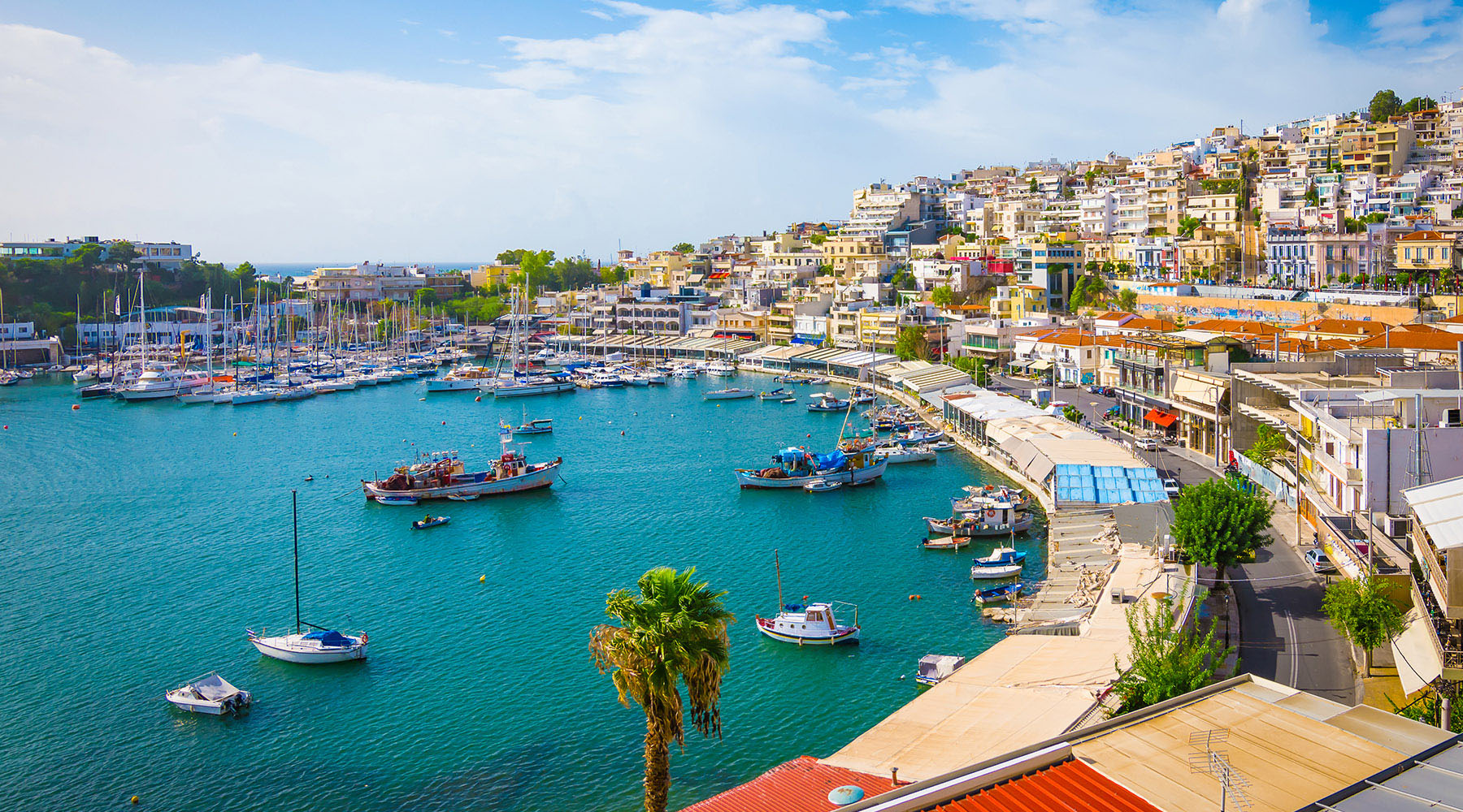 9-Night Mediterranean Treasures Voyage