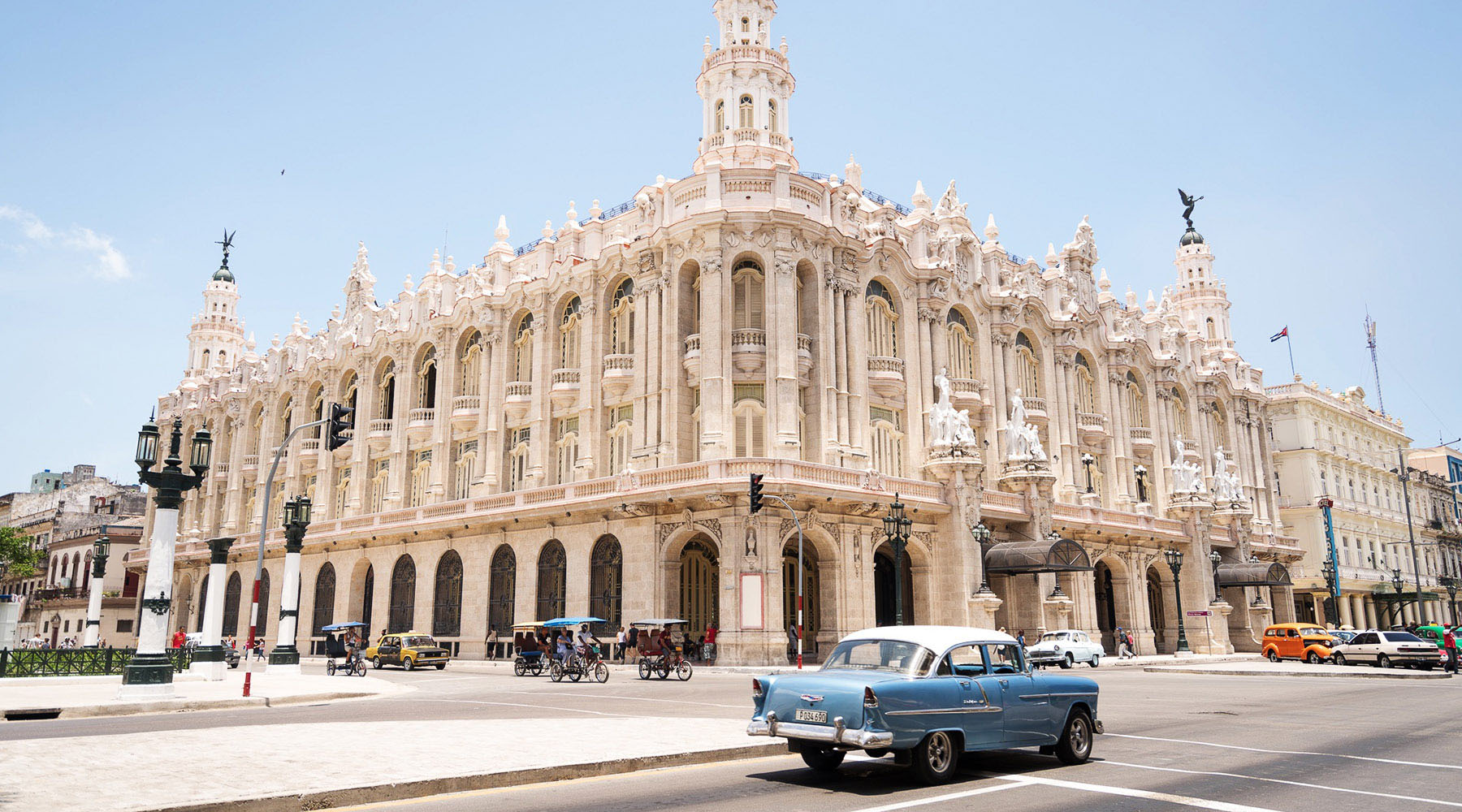 13-Night Cuba Intensive Voyage