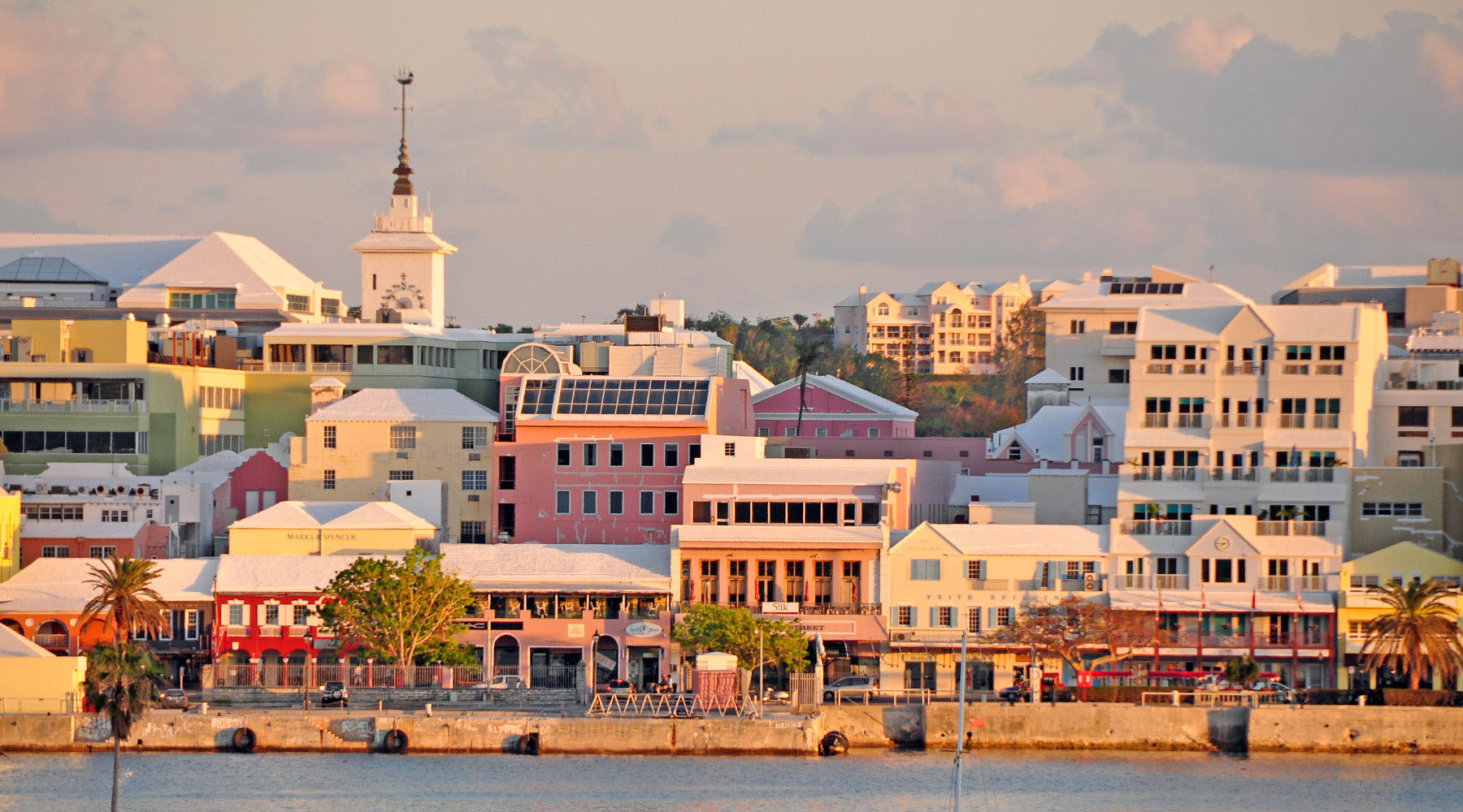 11-NIGHT BERMUDA AND THE OLD SOUTH