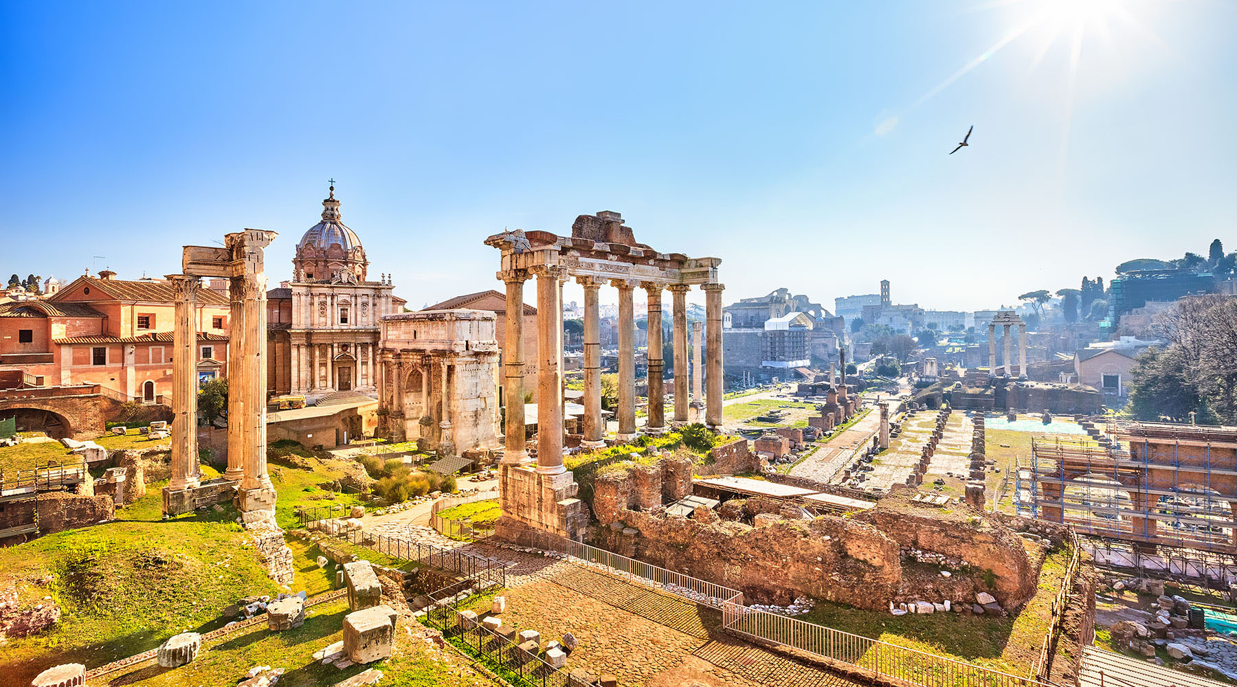 12-NIGHT ITALY INTENSIVE VOYAGE