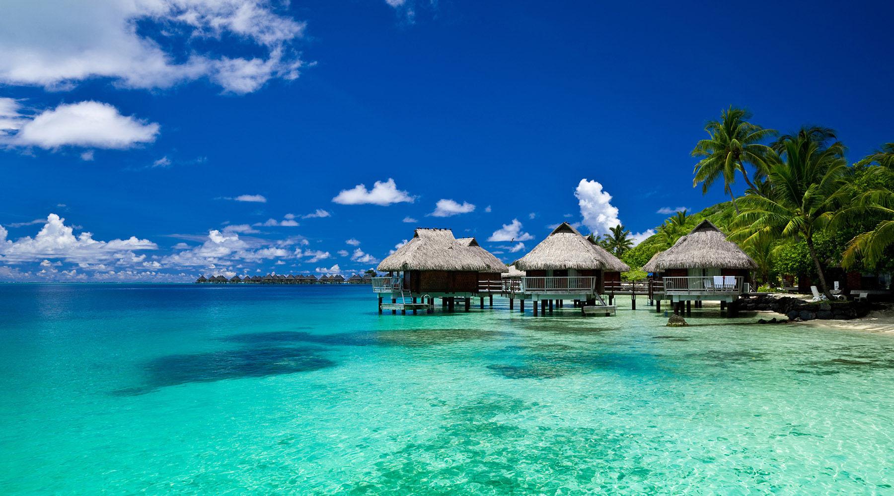 65-Night Grand Voyage: Endless Summer To Ancient Polynesia