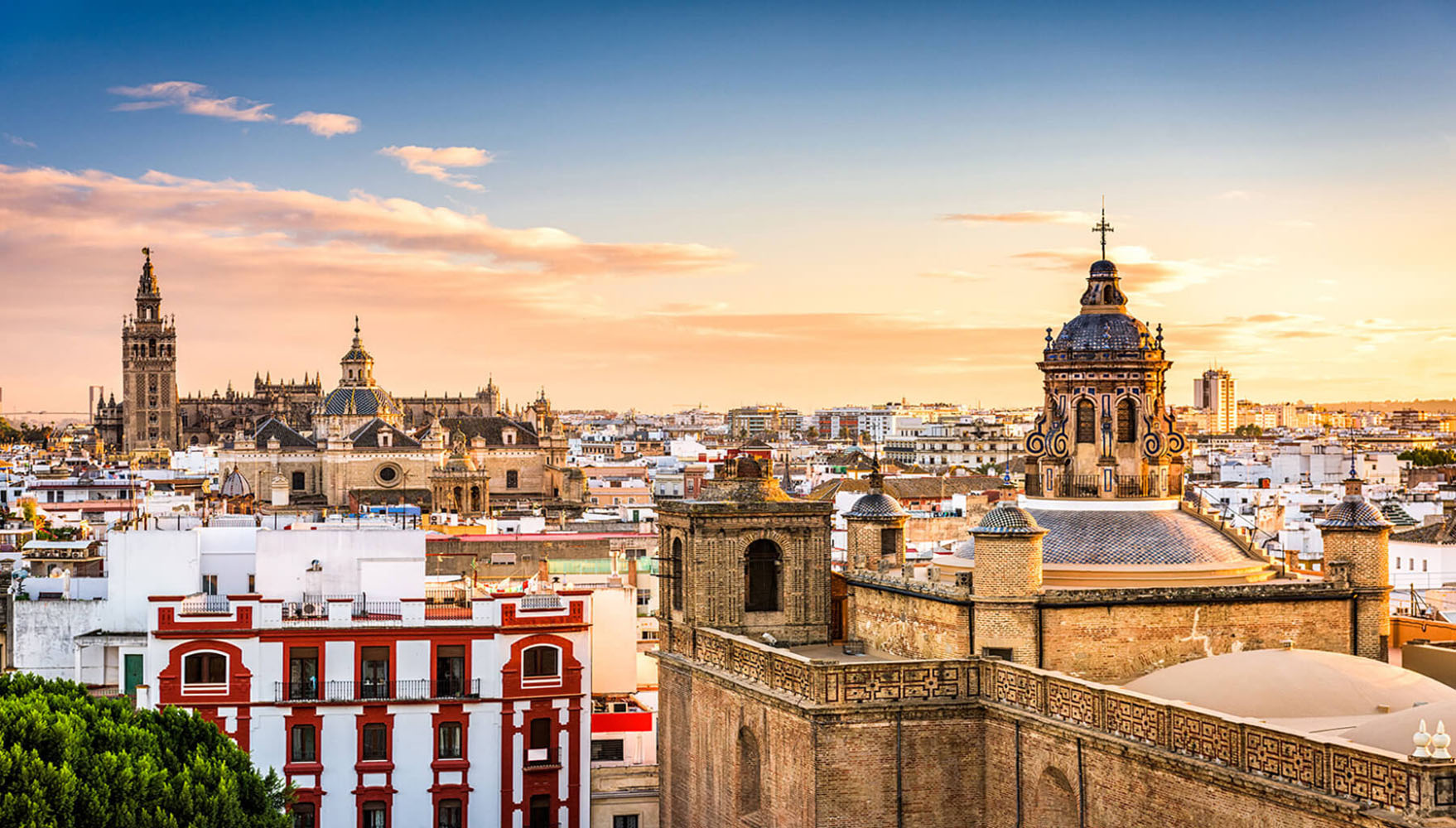 11-Night Seville & The Canaries Voyage