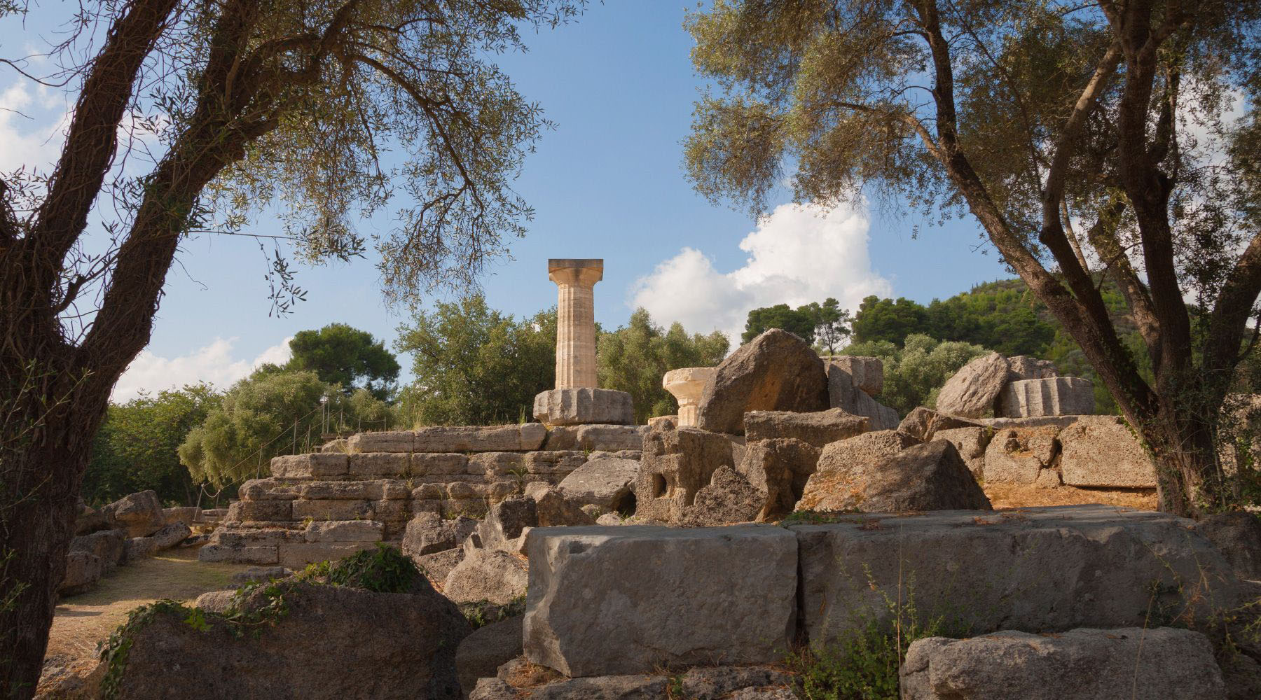 Boutique Voyage to Katakolon (Olympia), Greece