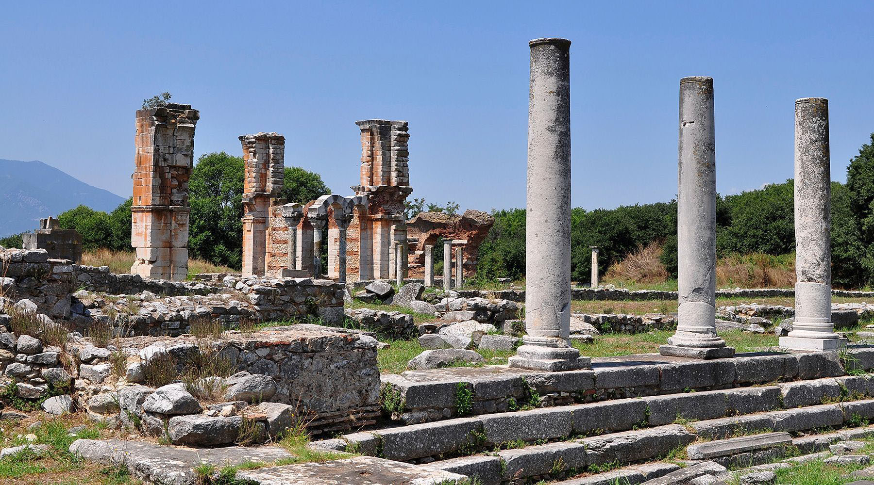 Cruise to Kavala (Philippi), Greece