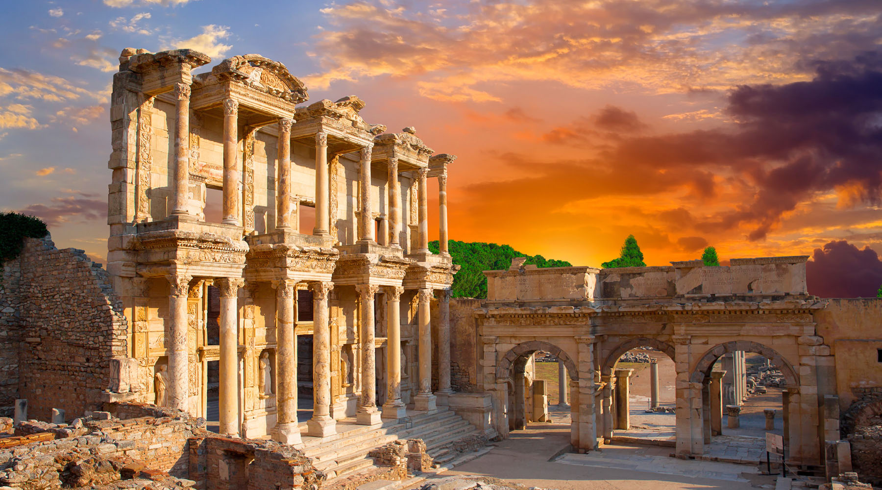 Seventh Heaven: The Wonders of the Ancient World