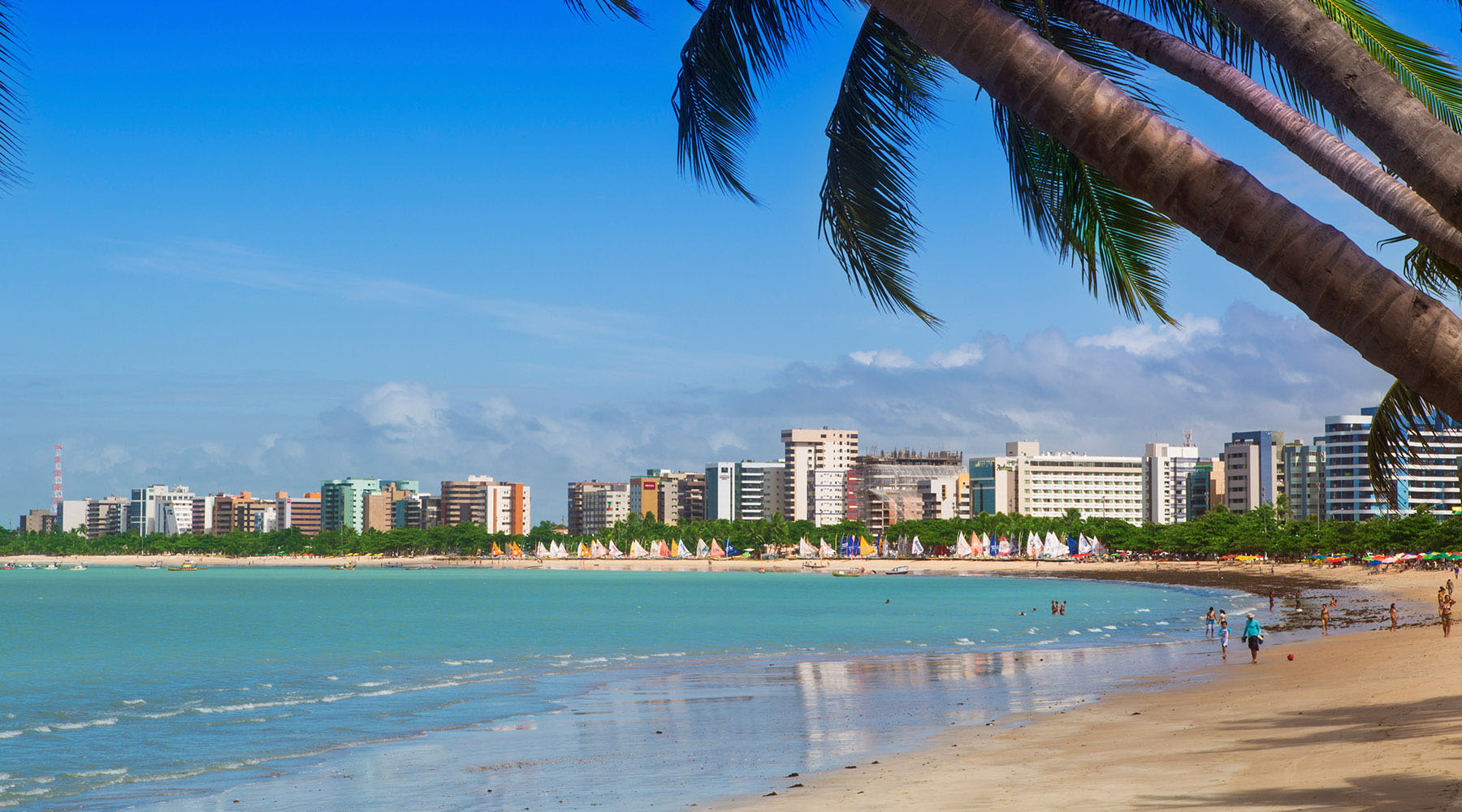 Luxury voyages to Maceió, Brazil