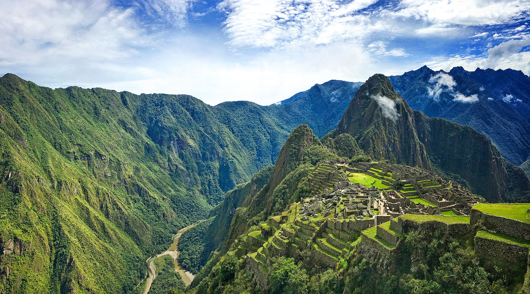 Machu Picchu, Cusco and Hiram Bingham Train (one-way)
