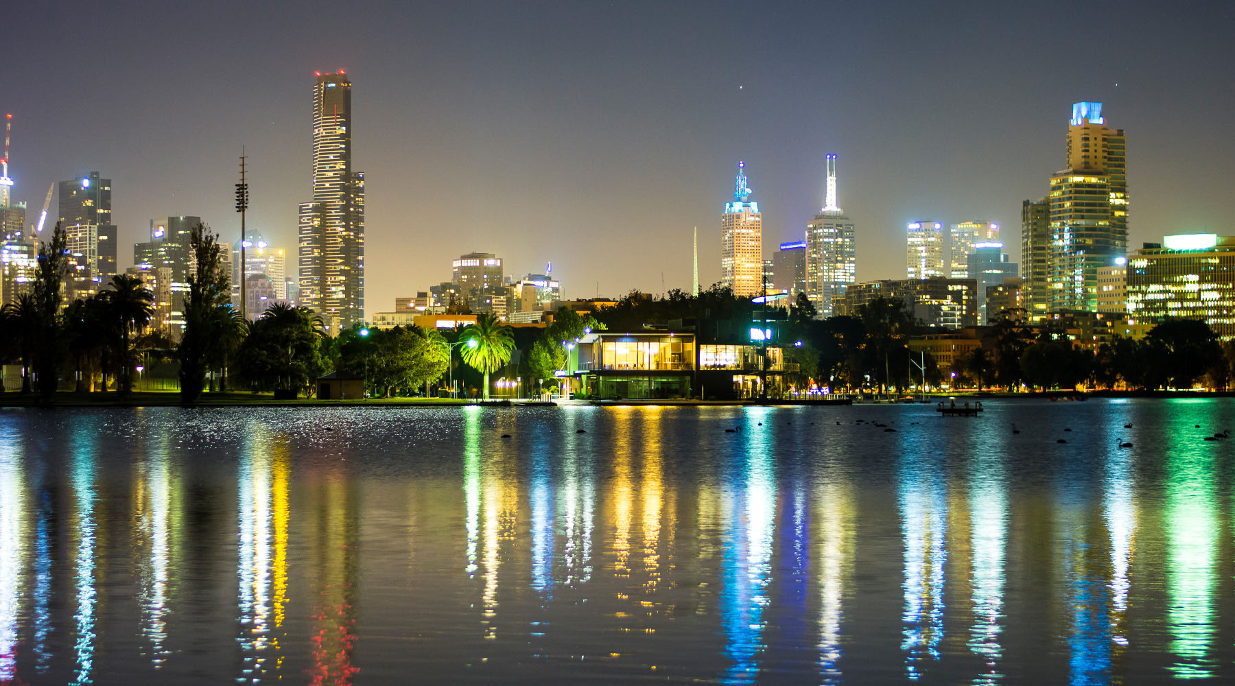 Lee Abbamonte's Top Four Things to do in Melbourne, Australia