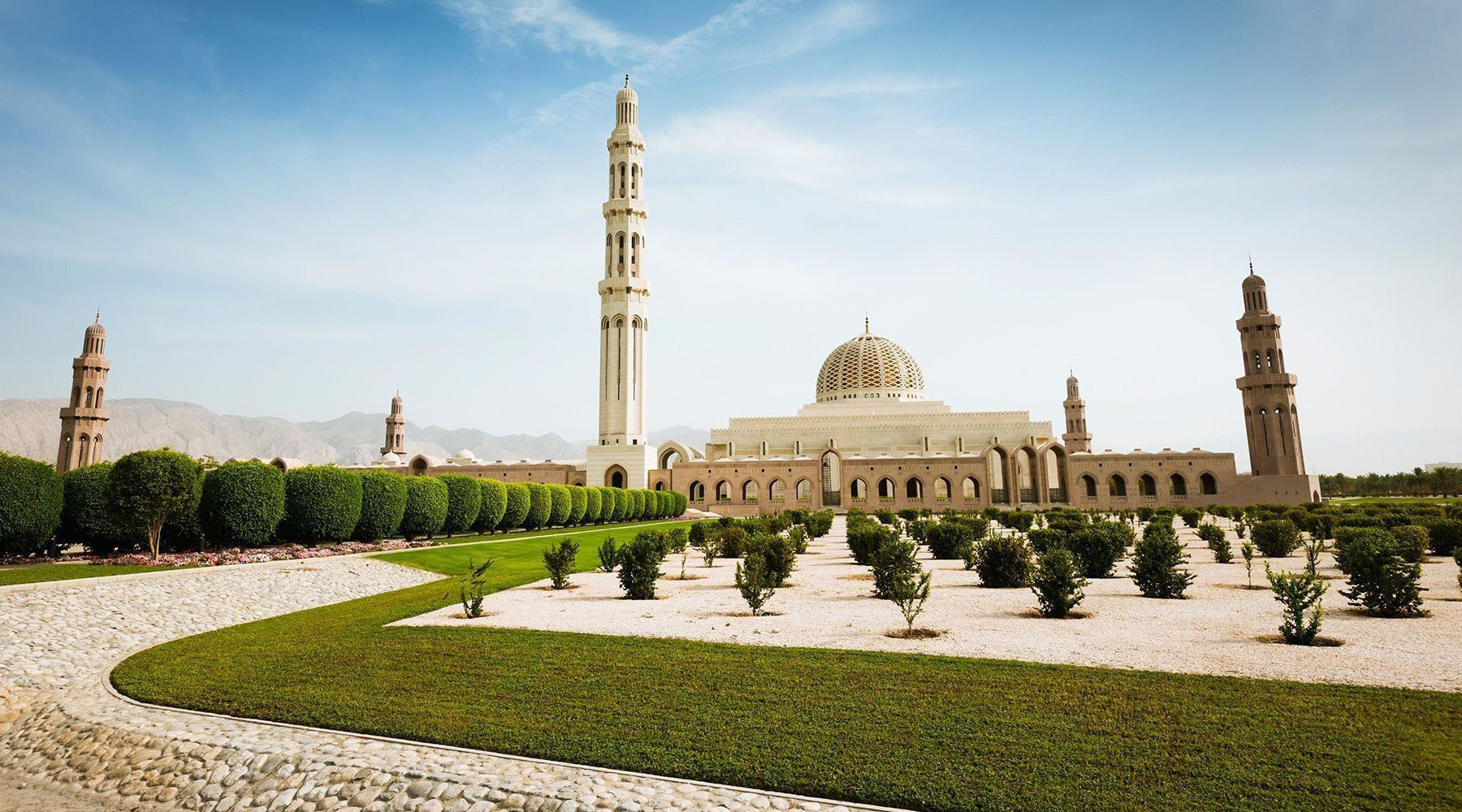 Luxury Cruises to Muscat, Oman