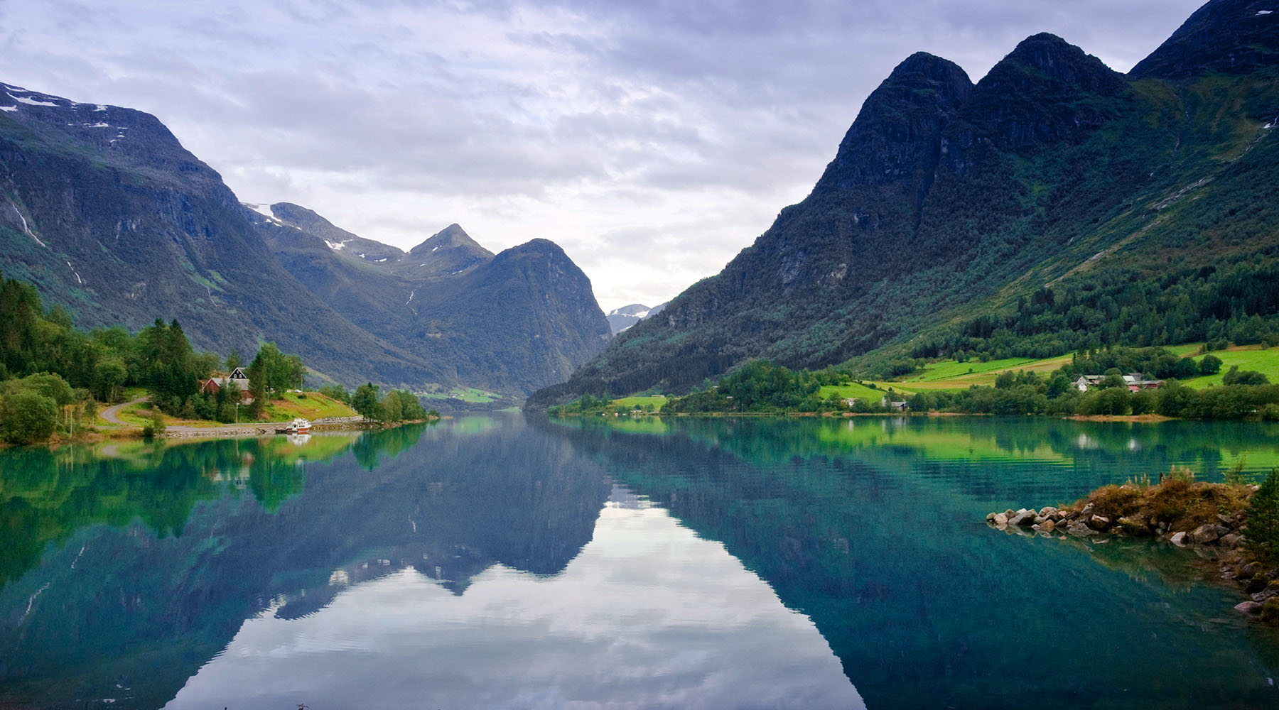 Finding Nirvana In Norway