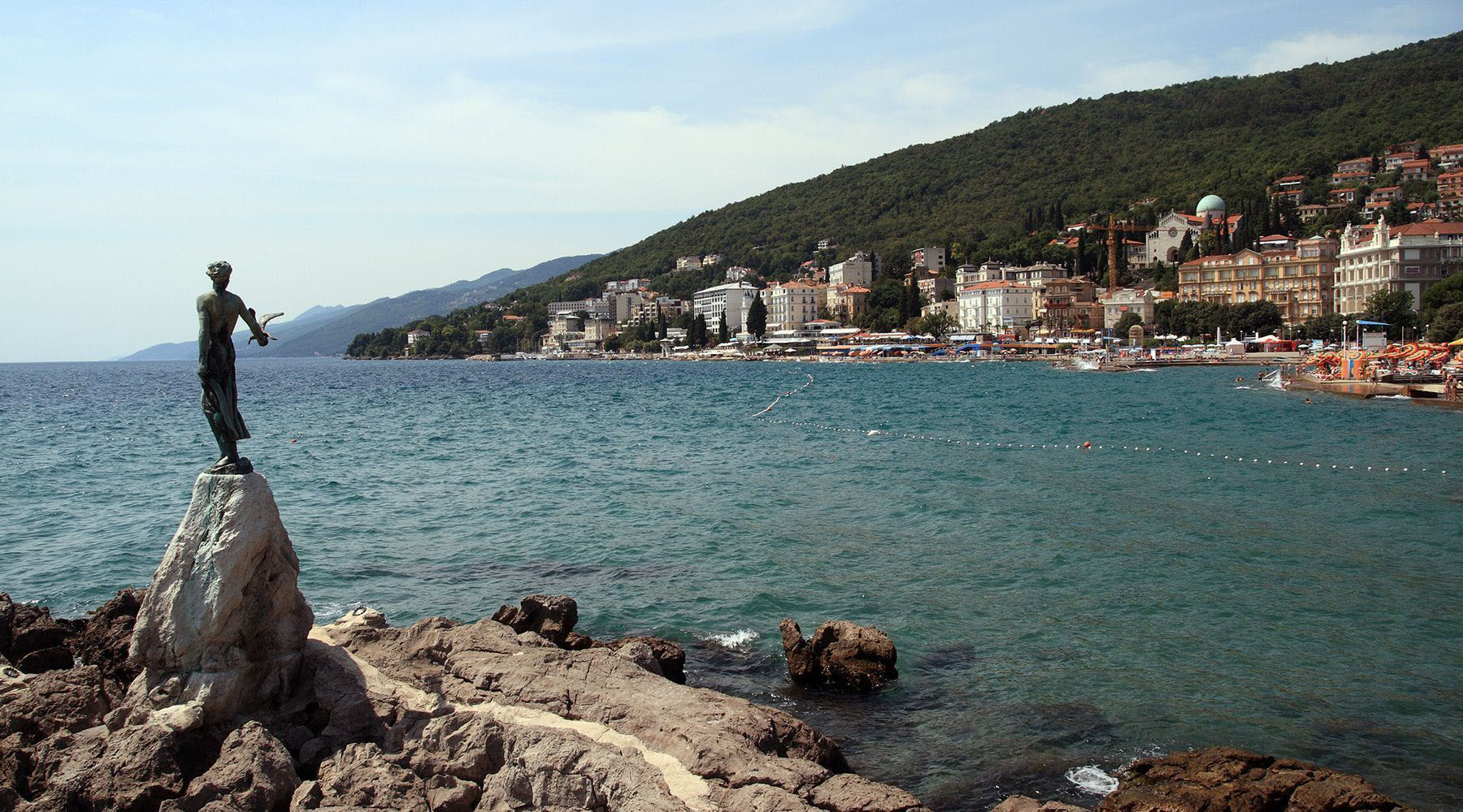 Cruises To Europe >> Opatija, Croatia | Azamara Club Cruises