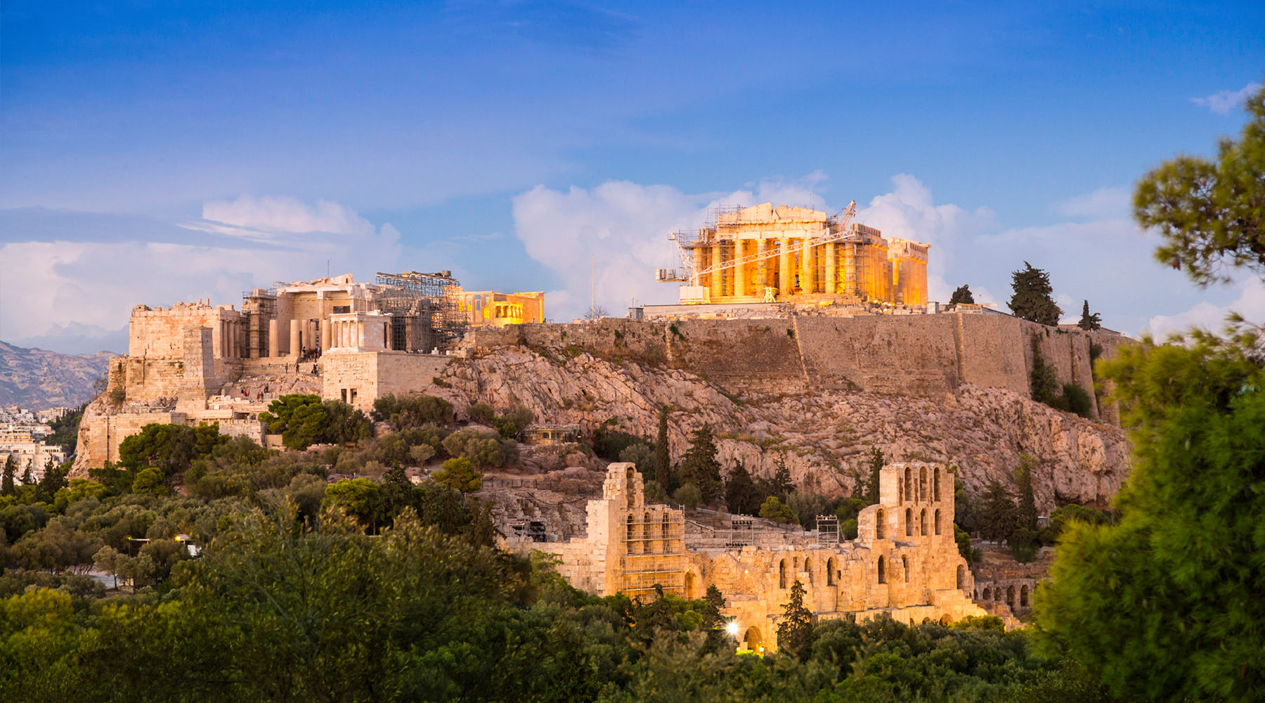 Post-Cruise Explorations in Athens