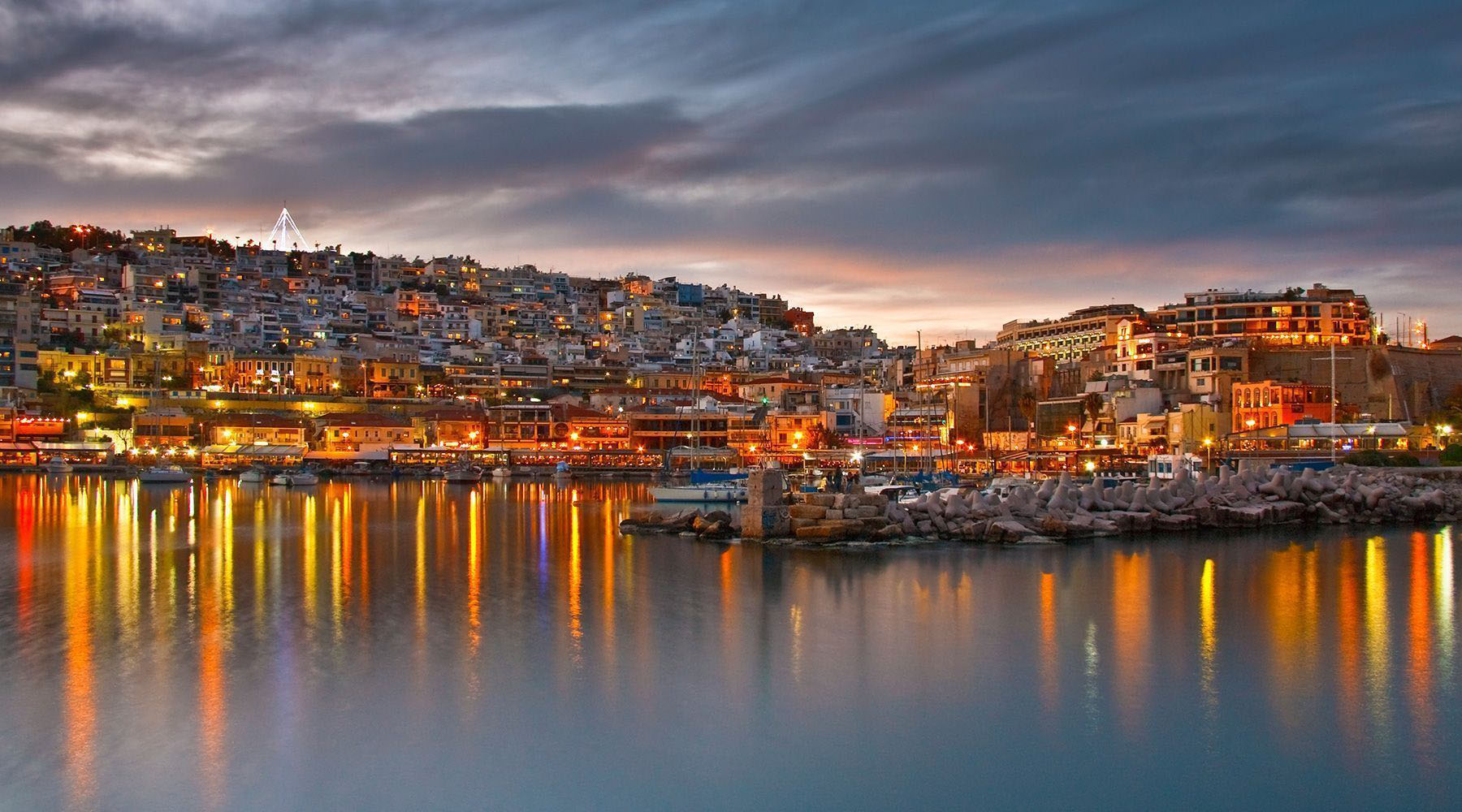 Luxury Cruises to Piraeus (Athens), Greece
