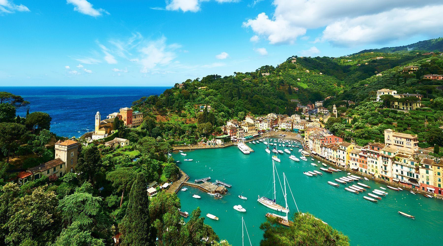 Luxury Voyages to Portofino, Italy