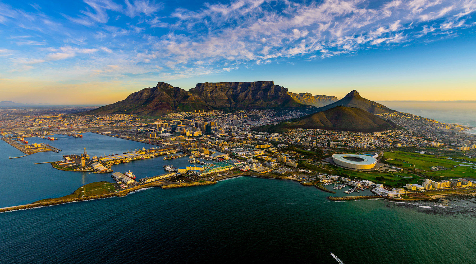 13-Night South Africa Intensive Voyage