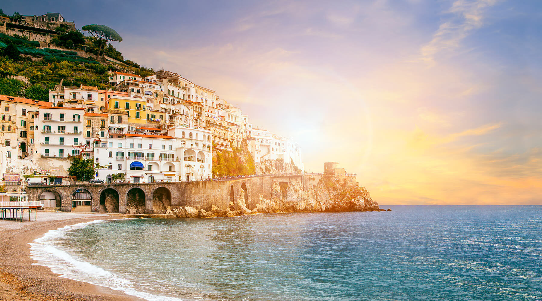 10-NIGHT AMALFI & DALMATIAN COASTS VOYAGE