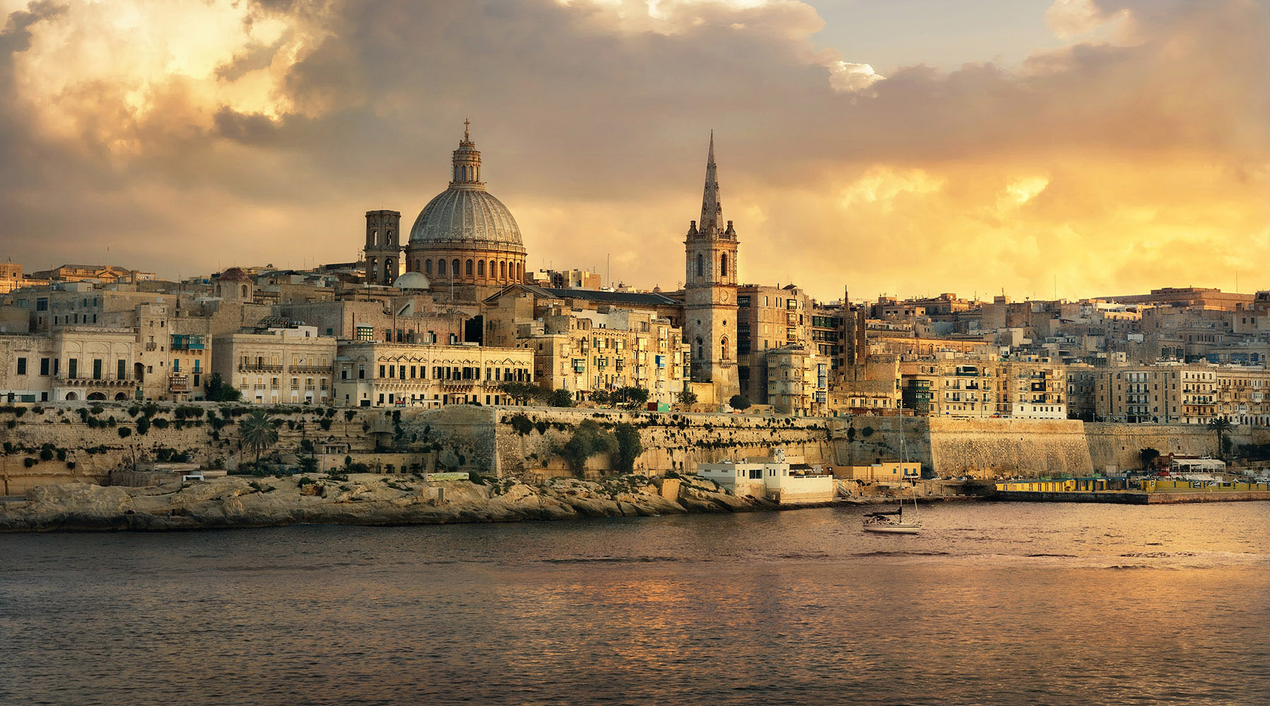 9-Night Italy, Malta & Spain Voyage