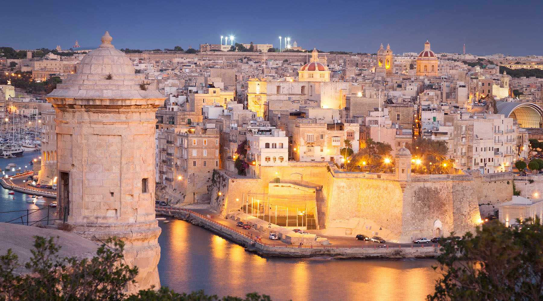 8-NIGHT GREECE, MALTA & ITALY VOYAGE
