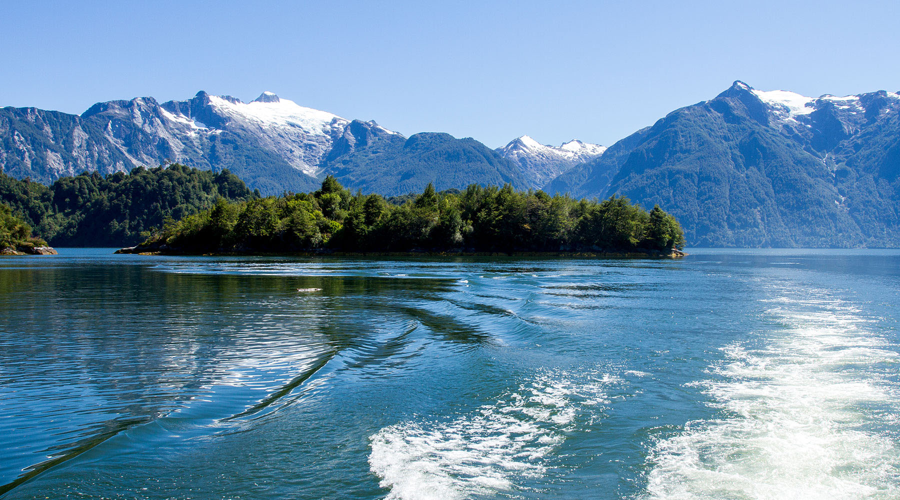Luxury voyages to Puerto Chacabuco, Chile