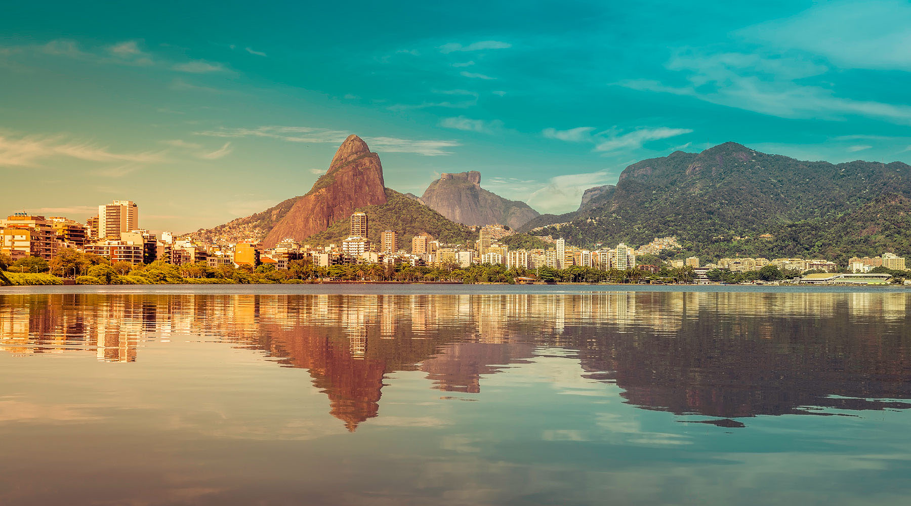 12-Night Rio Intensive Voyage