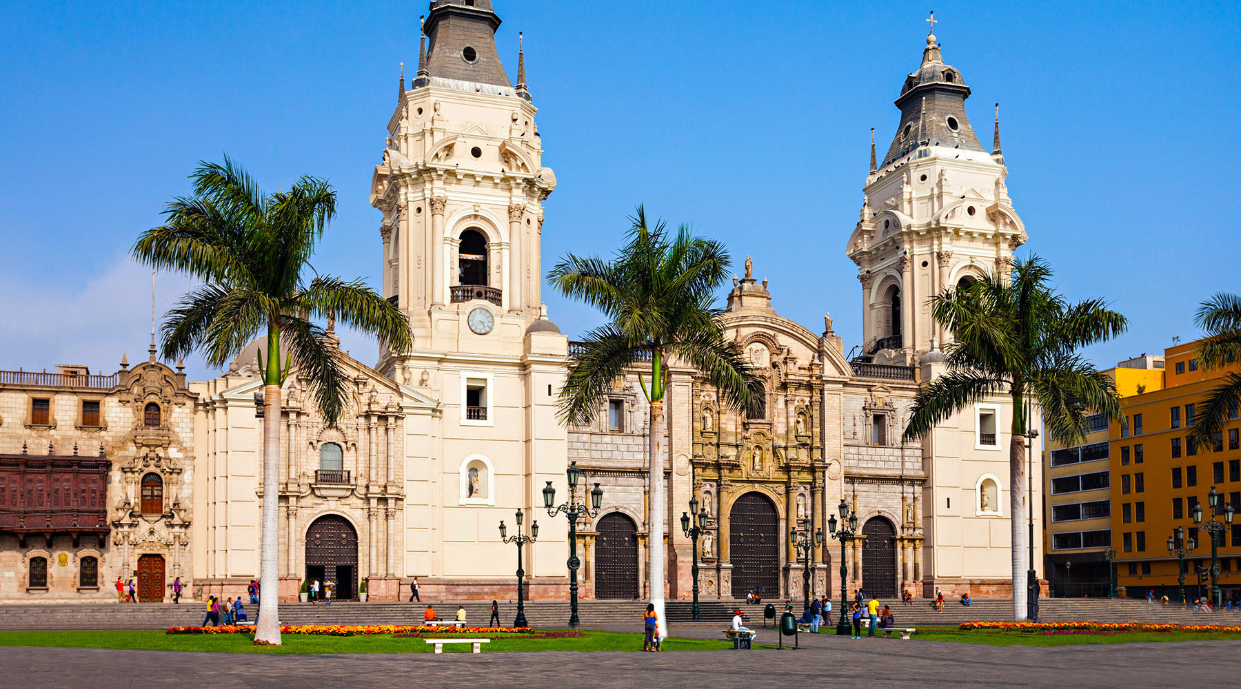 10-Night Peru & Chile Voyage