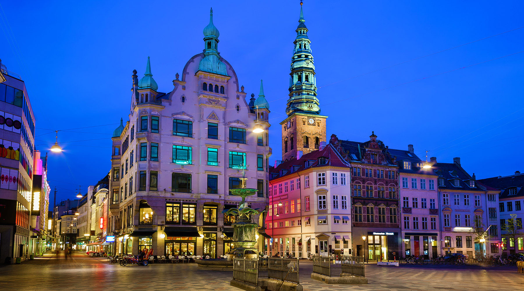 10-Night Denmark Intensive Voyage