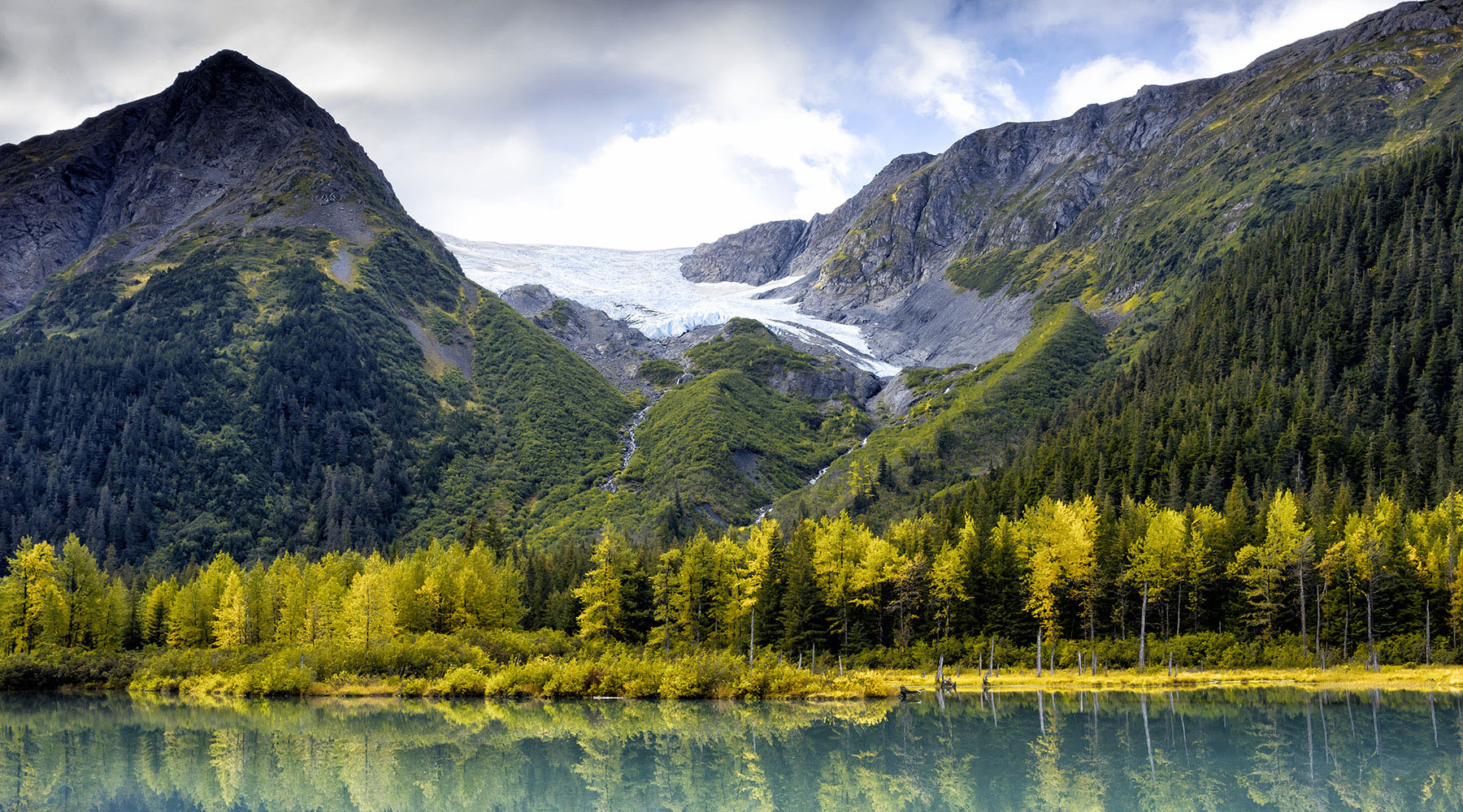 8-NIGHT ALASKA VOYAGE & 6-NIGHT POST ALASKA PKG 4A