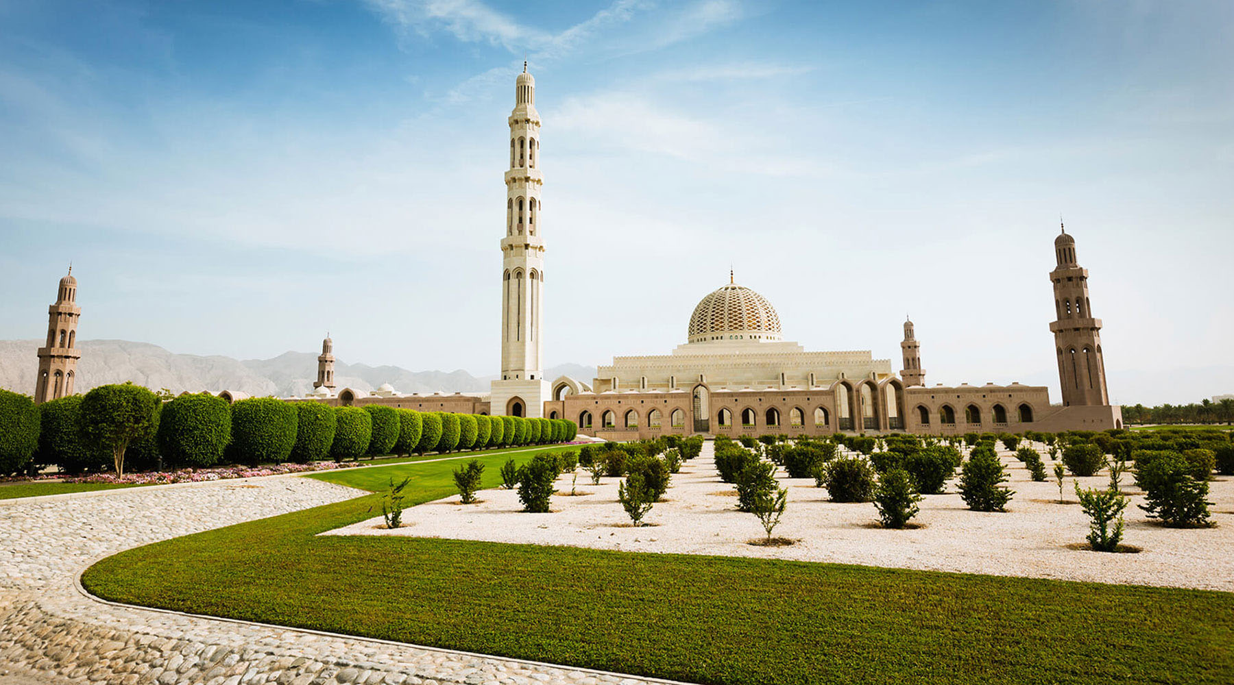 11-NIGHT ARABIA & INDIA HOLIDAY VOYAGE