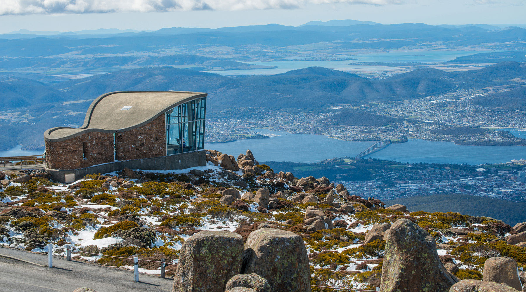 16-NIGHT TASMANIA & NEW ZEALAND VOYAGE
