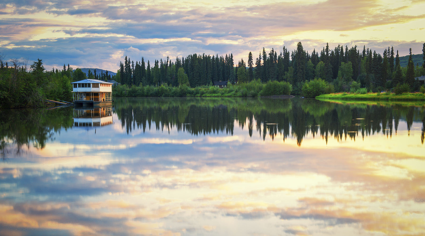 Native Village, Riverboat Cruise and Untamed Alaska (Pre-Voyage)