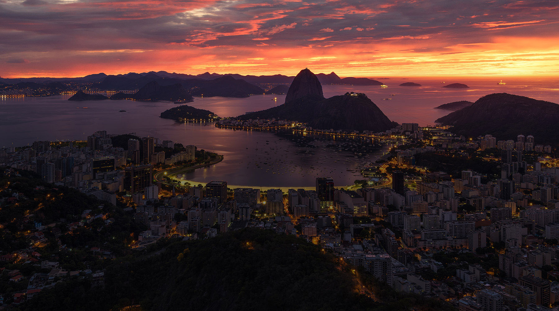 15-NIGHT NEW YEAR'S EVE IN RIO VOYAGE