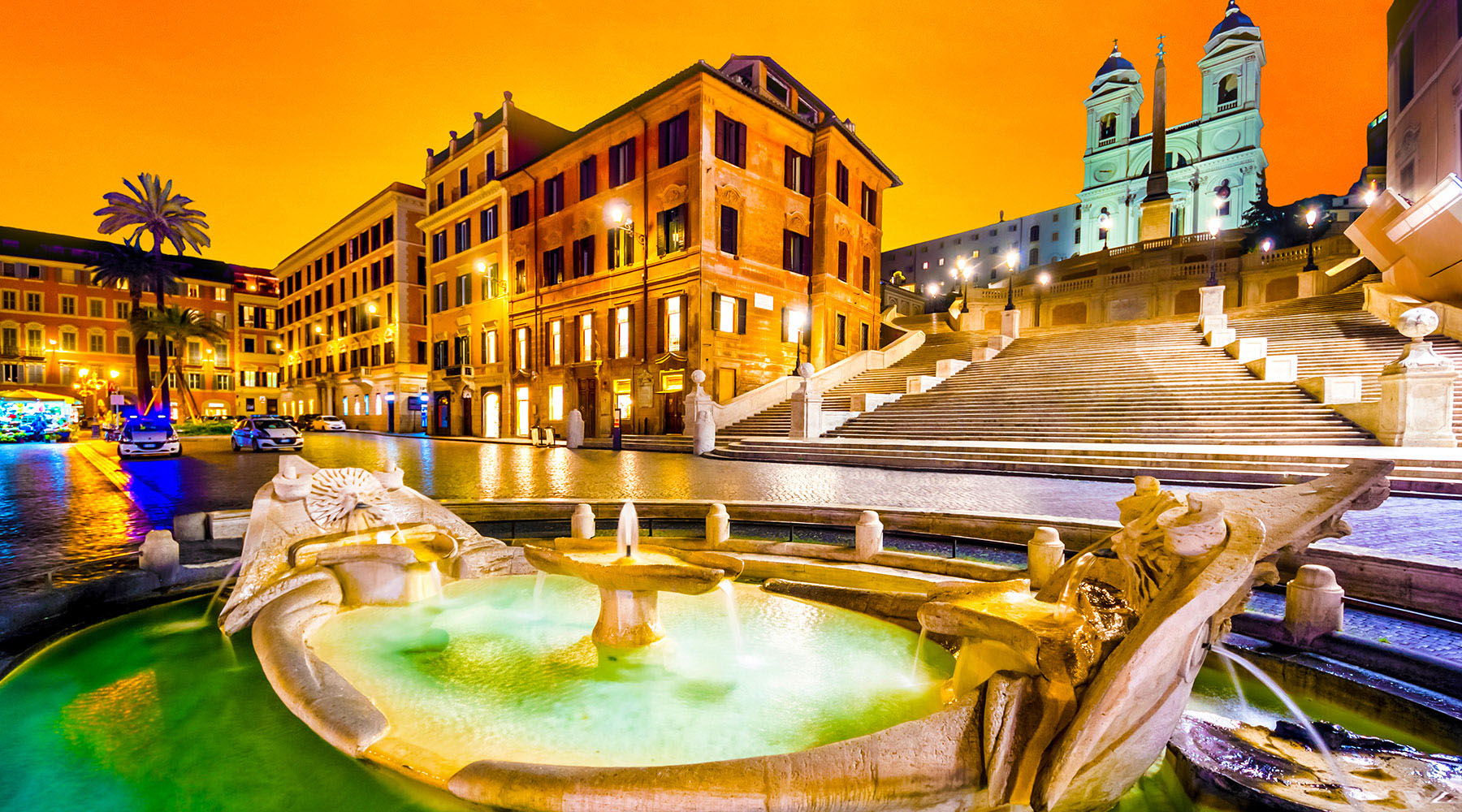 9-Night Italy Intensive Voyage & 3-Night Post Rome Stay