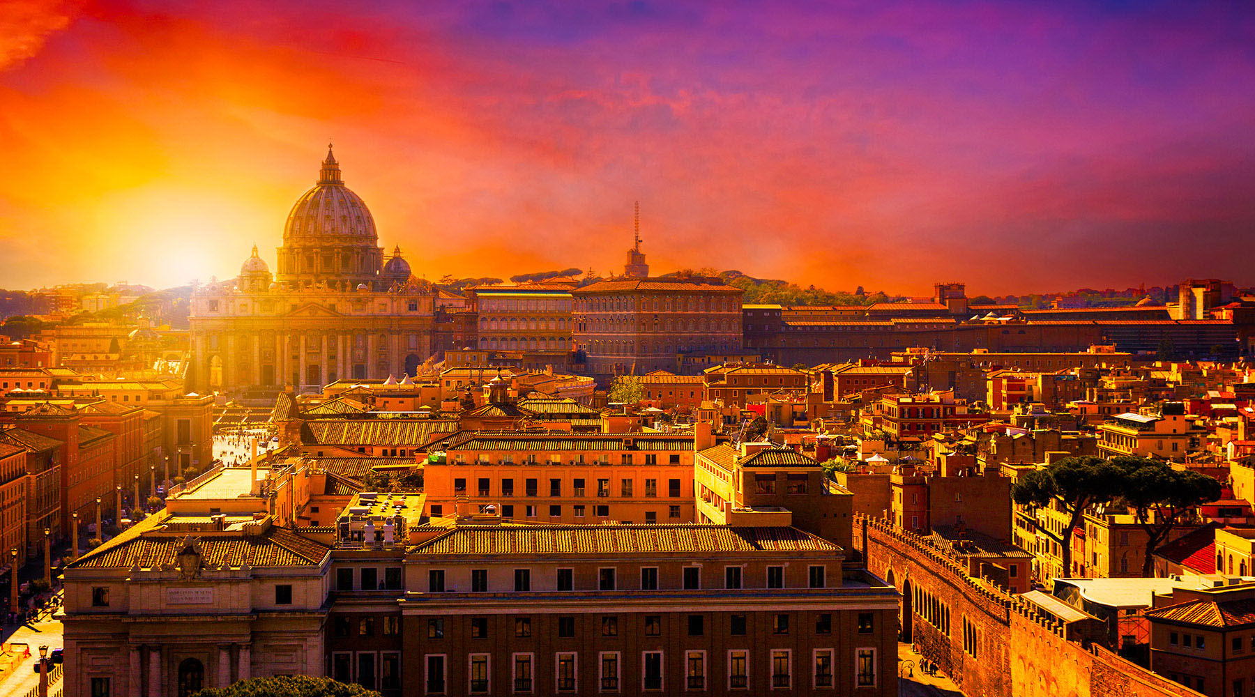 9-Night Italy Intensive & 3-Night Post Rome Stay