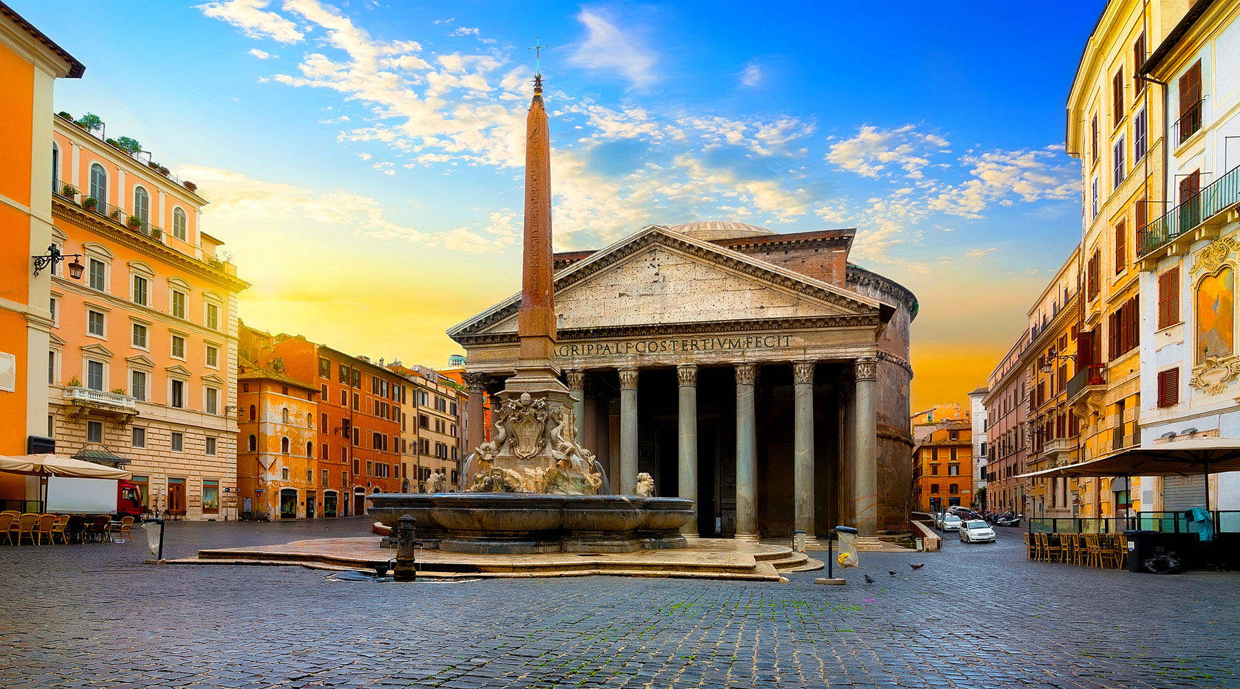 11-Night Med Pursuit Voyage & 3-Night Post Rome Stay