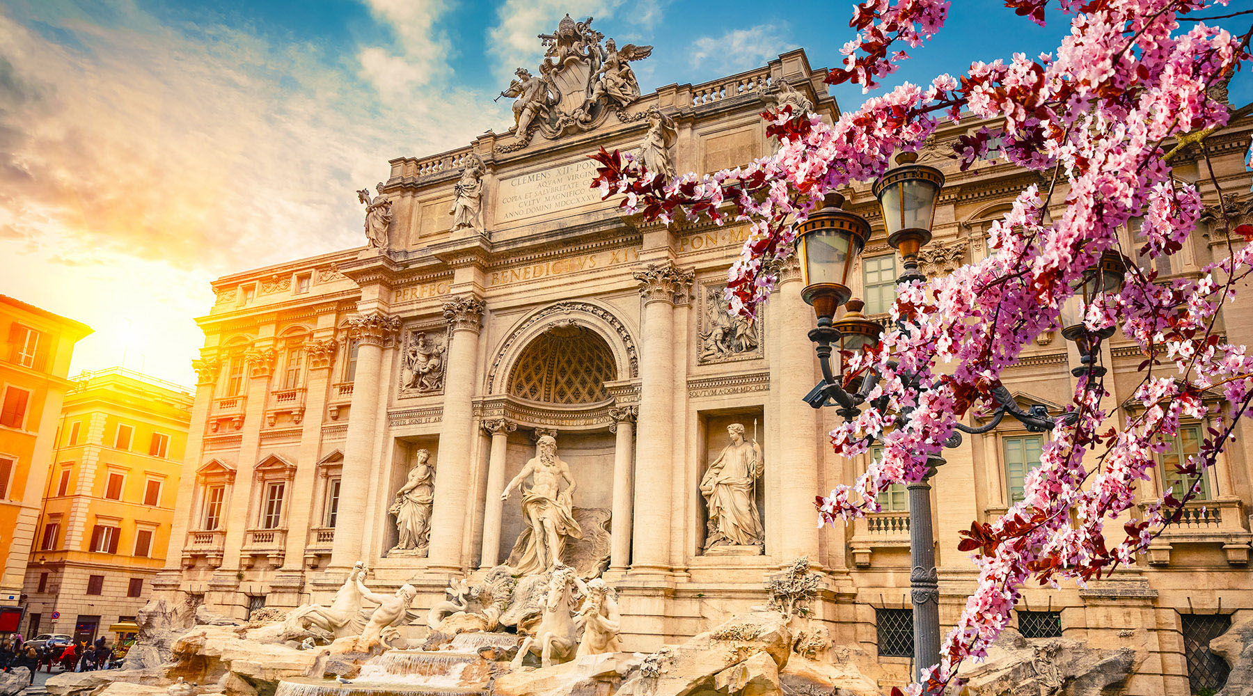 8-Night Italy Intensive Voyage & 3-Night Pre Rome Stay