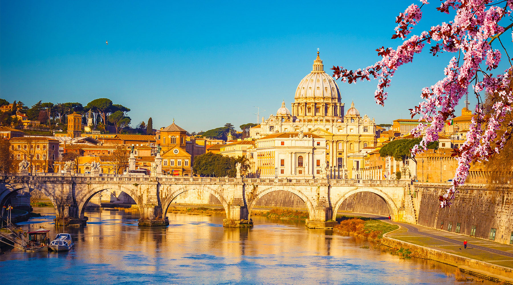 7-Night Italy Intensive Voyage & 3-Night Post Rome Stay