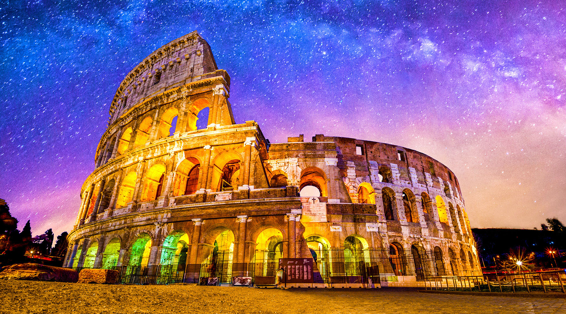 7-Night Italy Intensive Voyage & 3-Night Pre Rome Stay